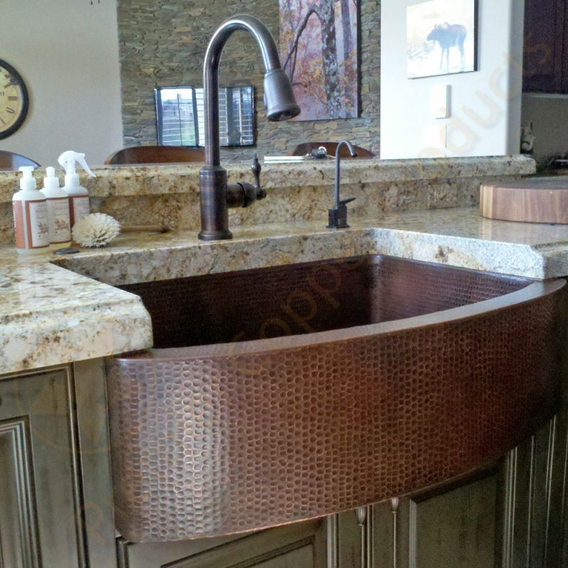 Oil Rubbed Bronze Farmhouse Sink.Perfect Hammered Farmhouse Sinks Bl29 Roccommunity