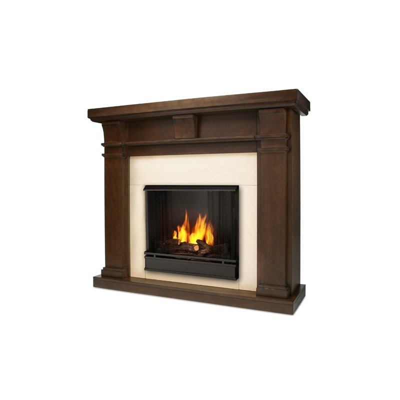 Real Flame Porter Gel Fireplace Mantel