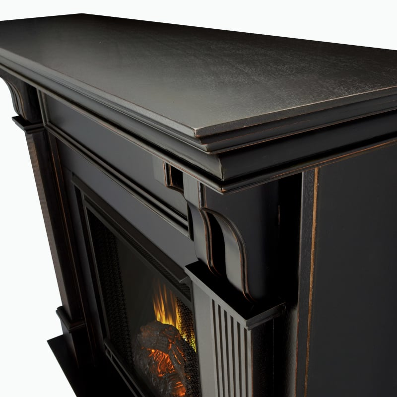 Electric Fireplace real flame electric fireplace : Real Flame Ashley Electric Fireplace - 7100E