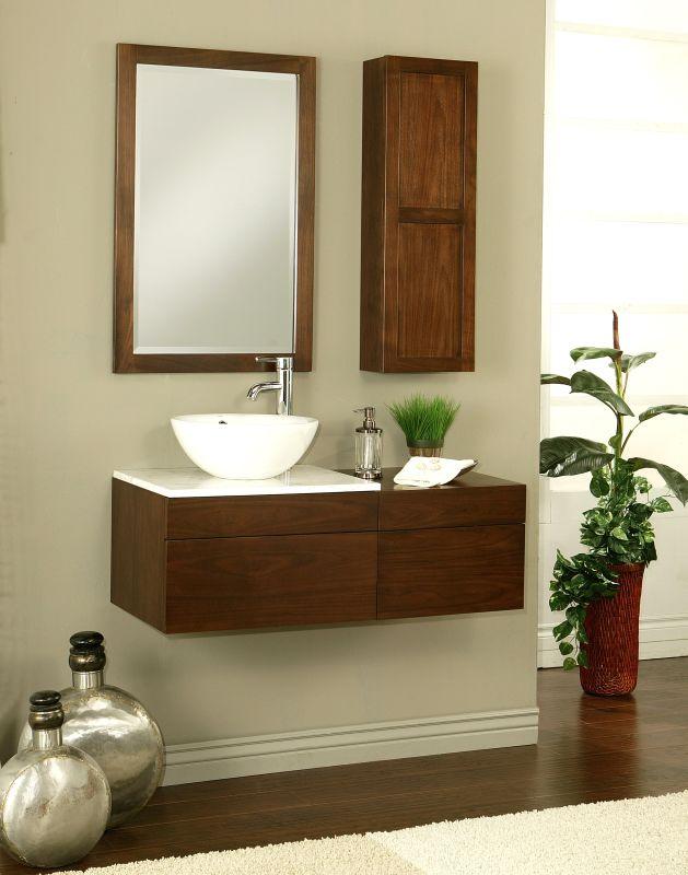 Sagehill Designs MT2418D Walnut Modesta Walnut 24\