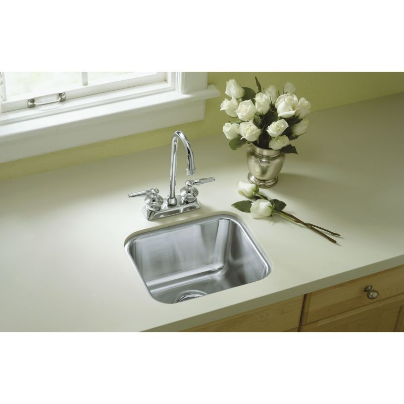 Sterling Ucl1515 Stainless Steel Springdale 14 14 Single Basin