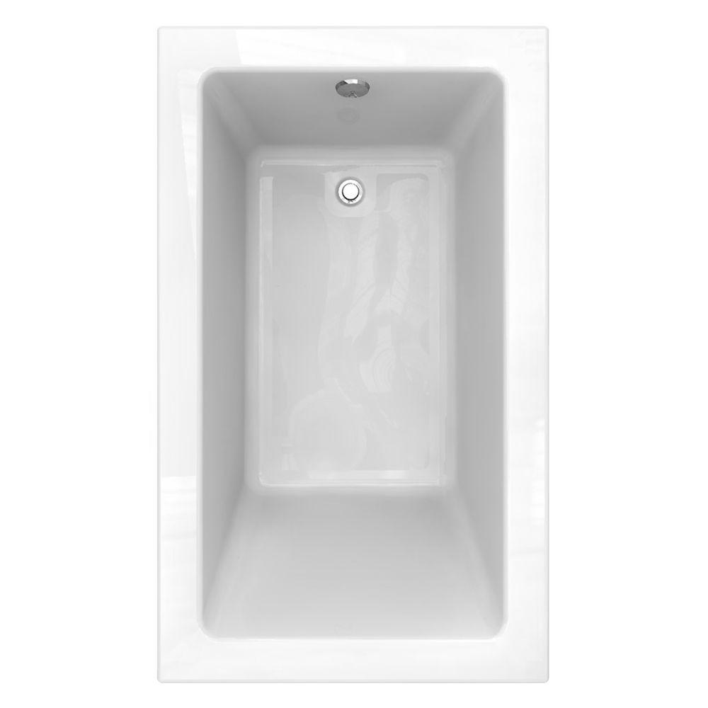 American Standard 2934.002-D0.020 White / Zero Edge Profile Studio ...