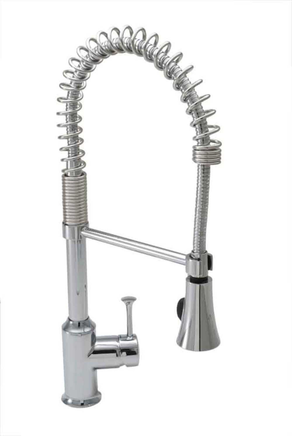 American Standard 4332.350.002 Polished Chrome Pekoe Semi Professional Pre Rinse  Kitchen Faucet   Faucet.com