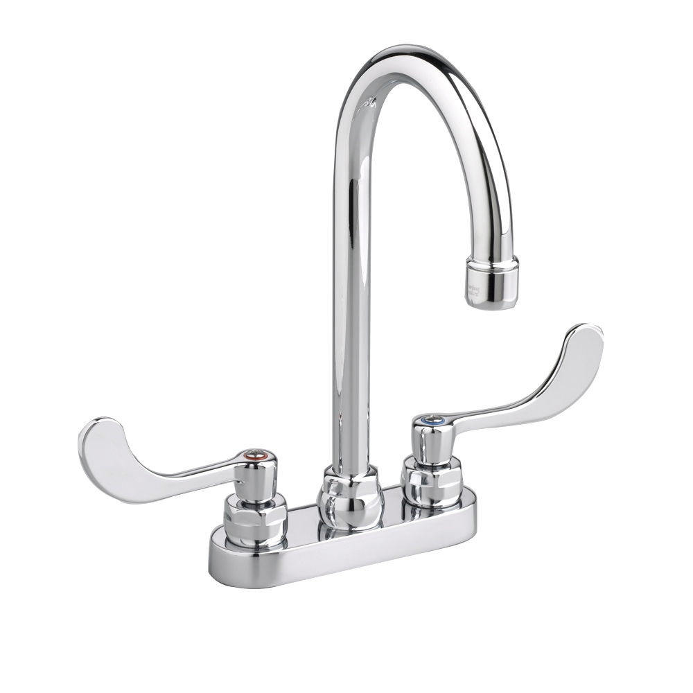 American Standard 7502.170.002 Polished Chrome Double Handle ...