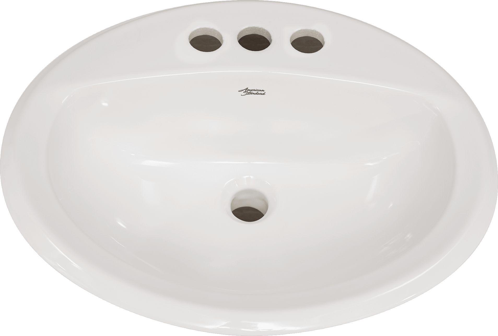 American Standard 0475.020.020 White Aqualyn 20-3/8\