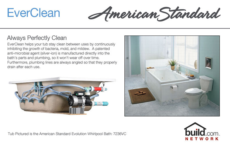 American Standard 2422.VC.222 Linen Evolution 60\