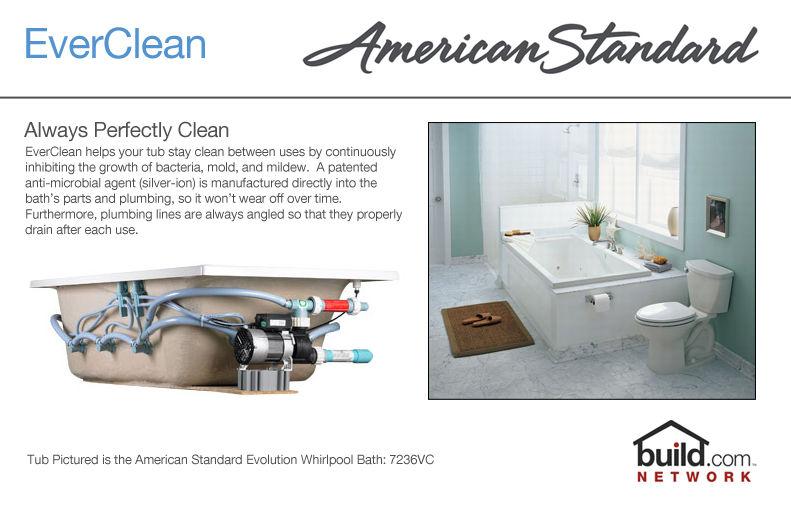 American Standard 2771.VC.222 Linen Evolution 60\