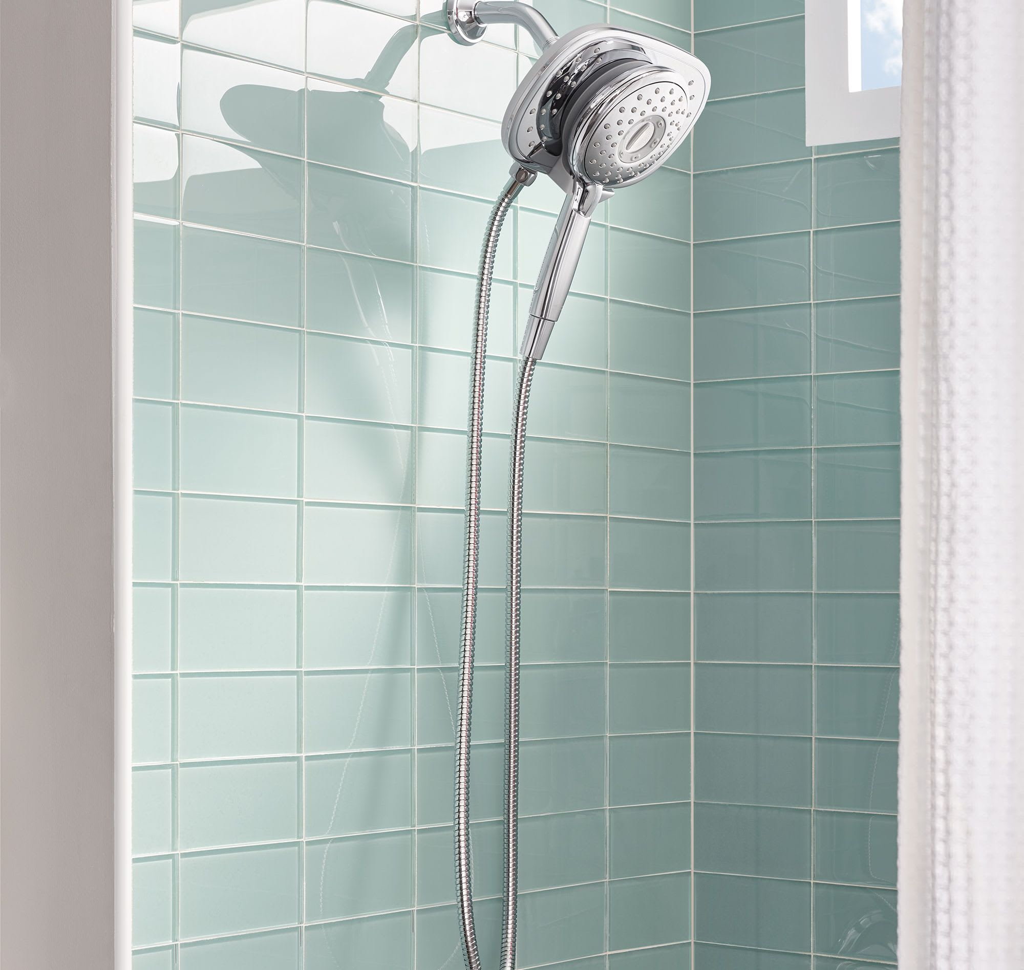American Standard 9038254.002 Chrome Spectra 1.6 GPM Multi Function ...
