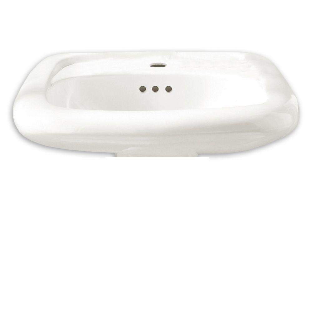 American Standard 0955.001EC.020 White Murro 21-1/4\