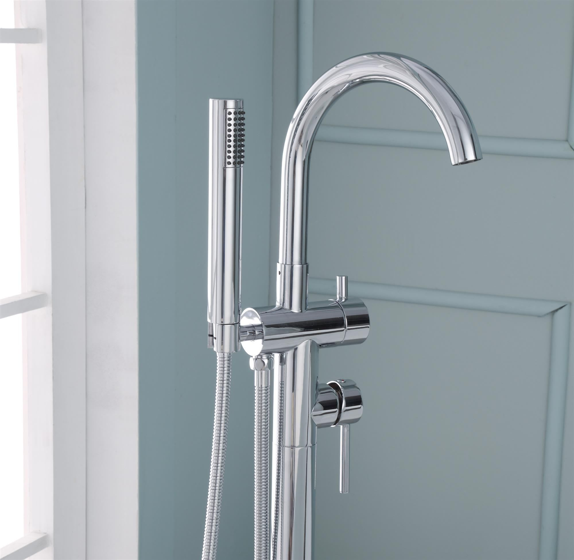 Outstanding Tub Spout Diverter Ensign Bathtub Ideas
