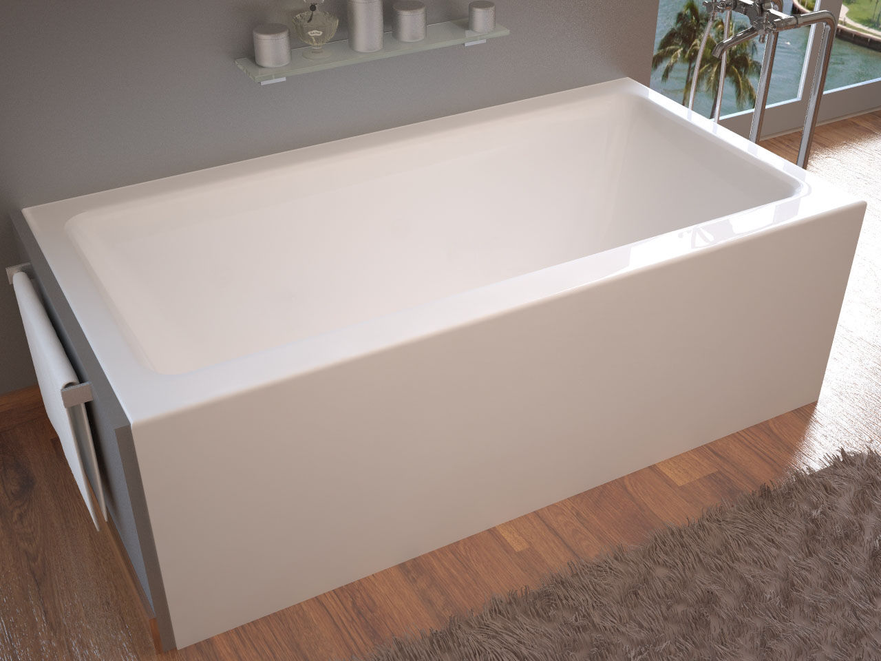 60 Inch Soaker Bathtubs - Bathtub Ideas
