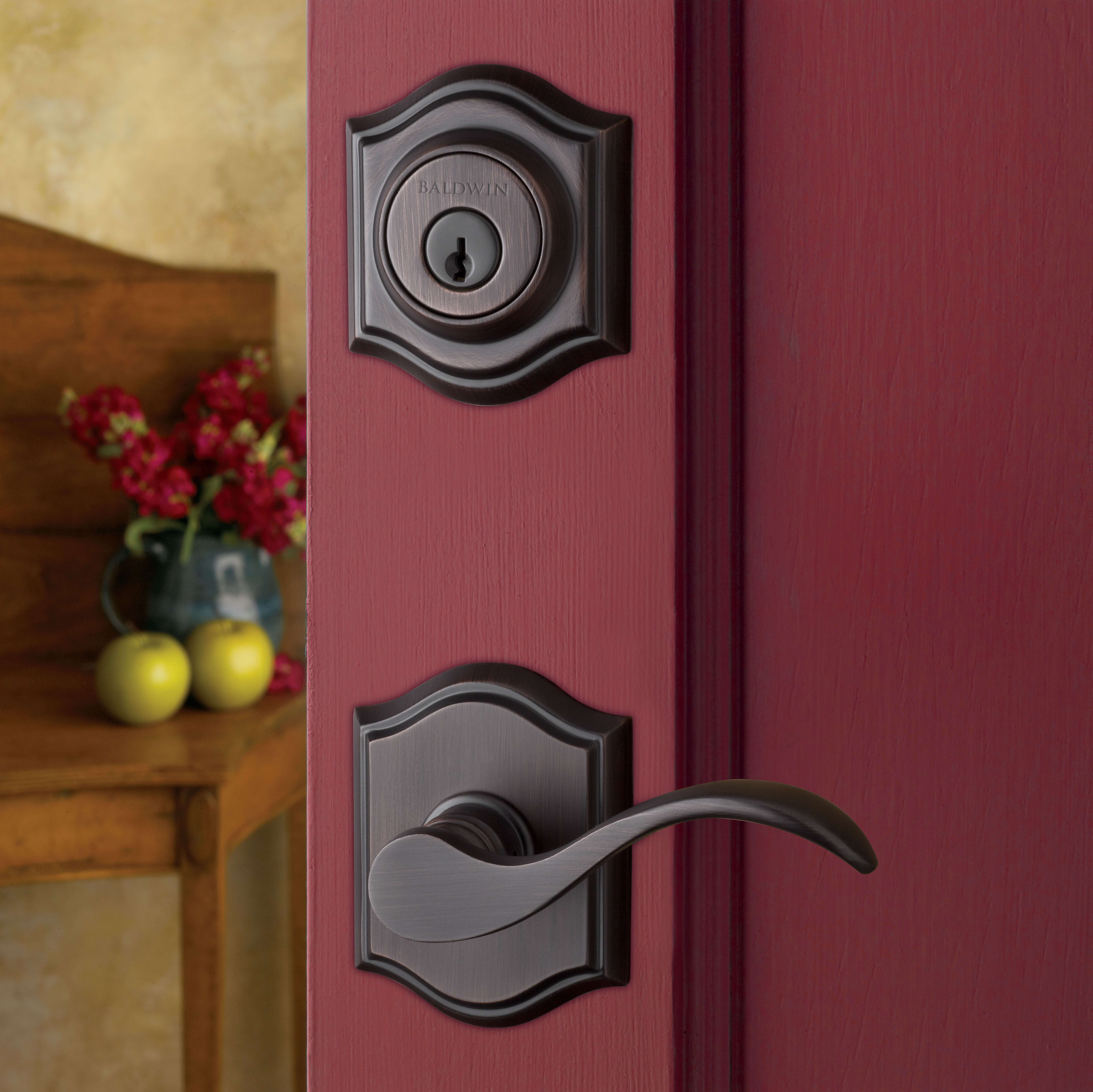 handlesets baldwin inch fayerman brass collection com door polished nickel the severin cabinet from estate hardware satin knob square