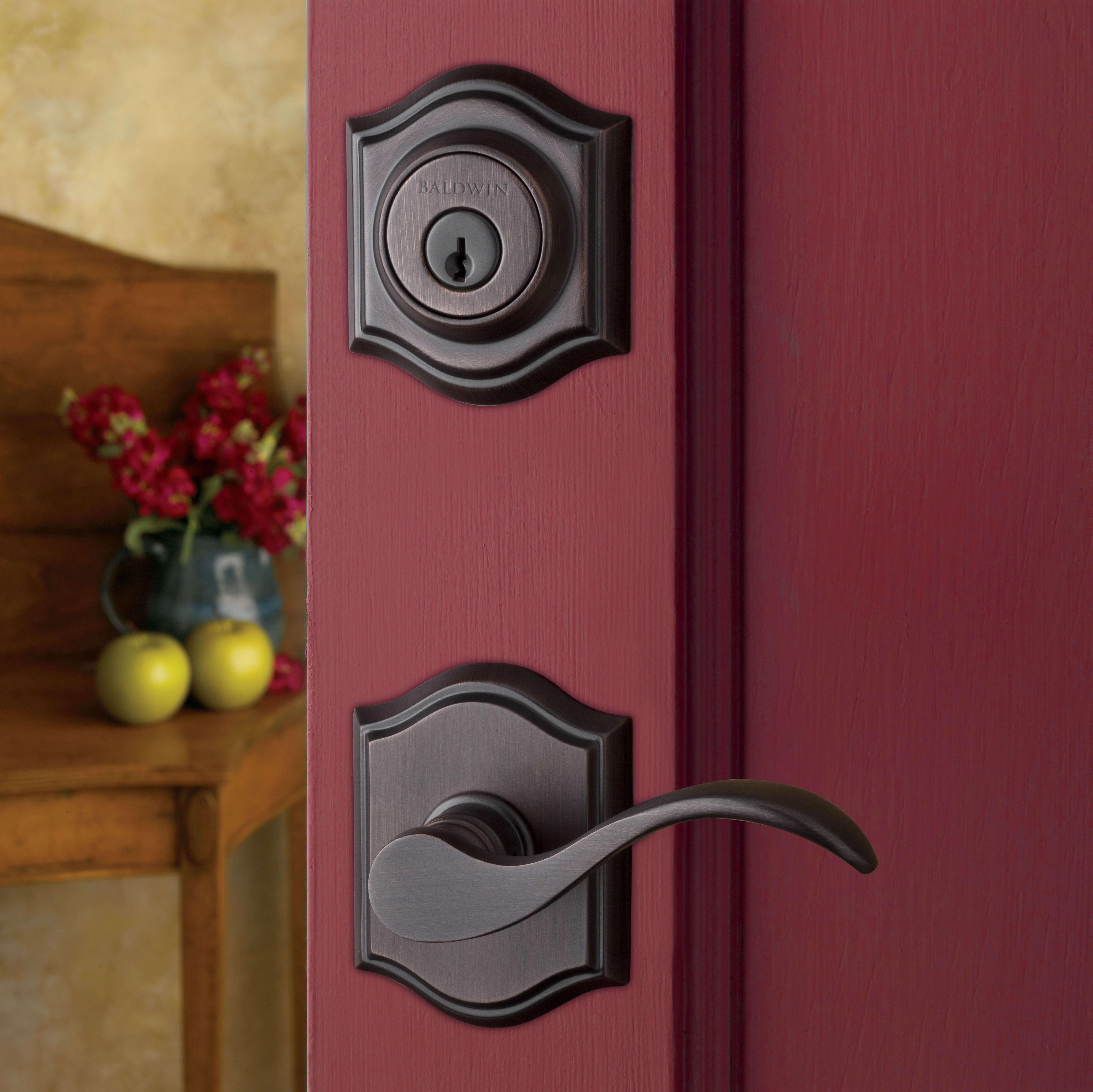 comes only sale with doorlock each hardware new prepossessing knobs design of baldwin ideas keys door brand locks