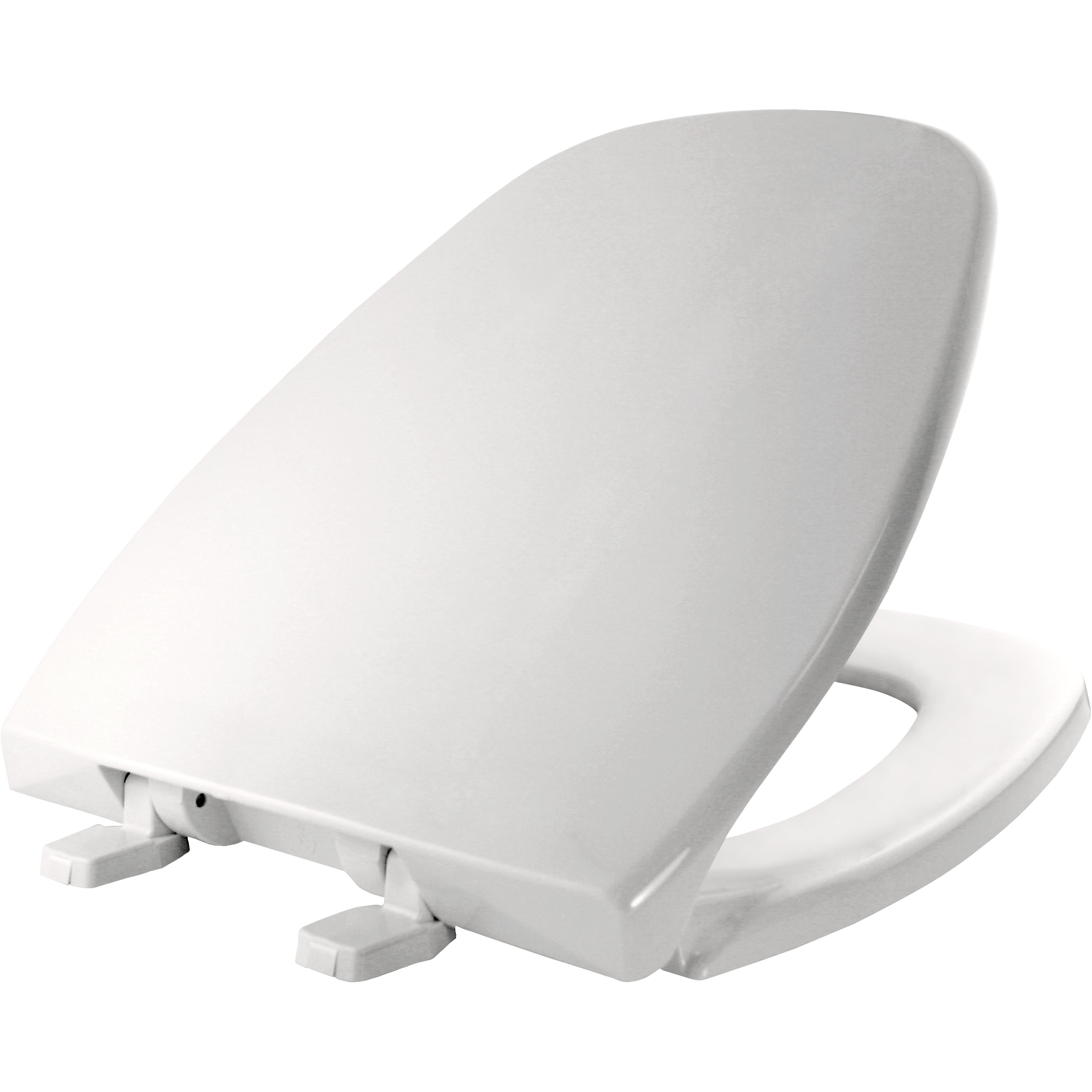 Cool Bemis 1240200 036 Natural Round Plastic Toilet Seat Faucet Com Short Links Chair Design For Home Short Linksinfo