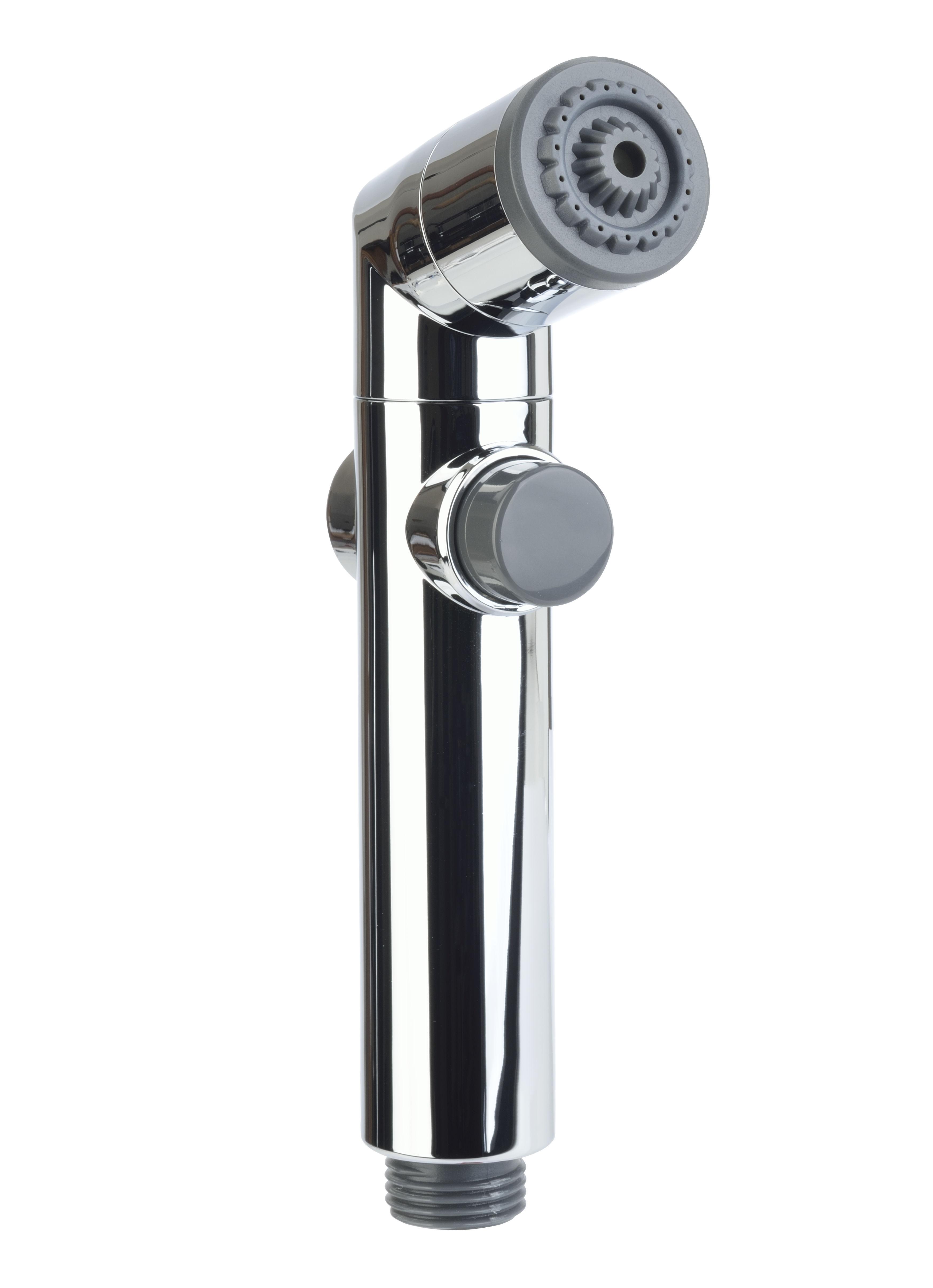 Brondell Cs 30 Chrome Cleanspa Handheld Bidet Faucet Com
