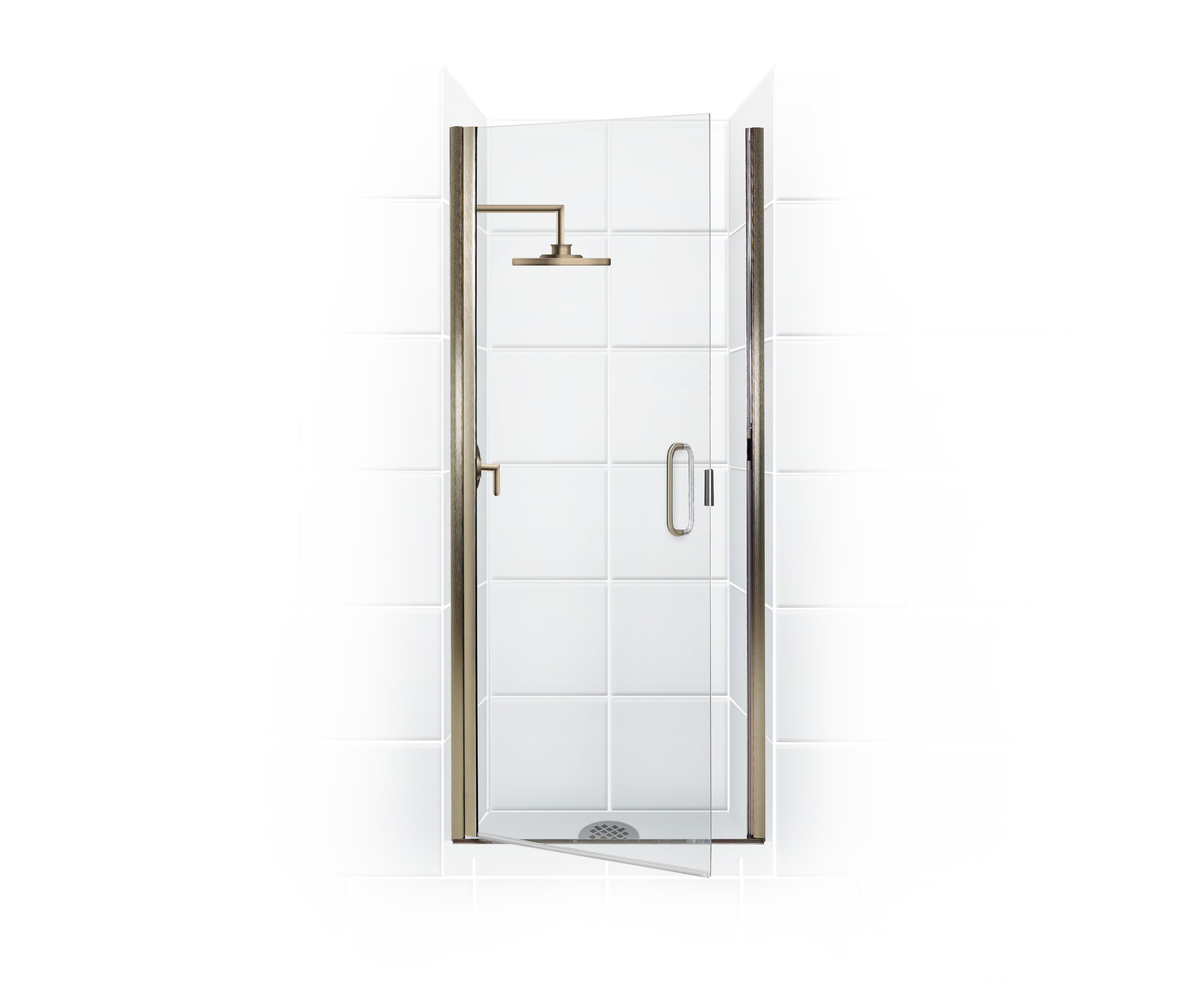 Coastal Shower Doors Pcqfr34 66 C