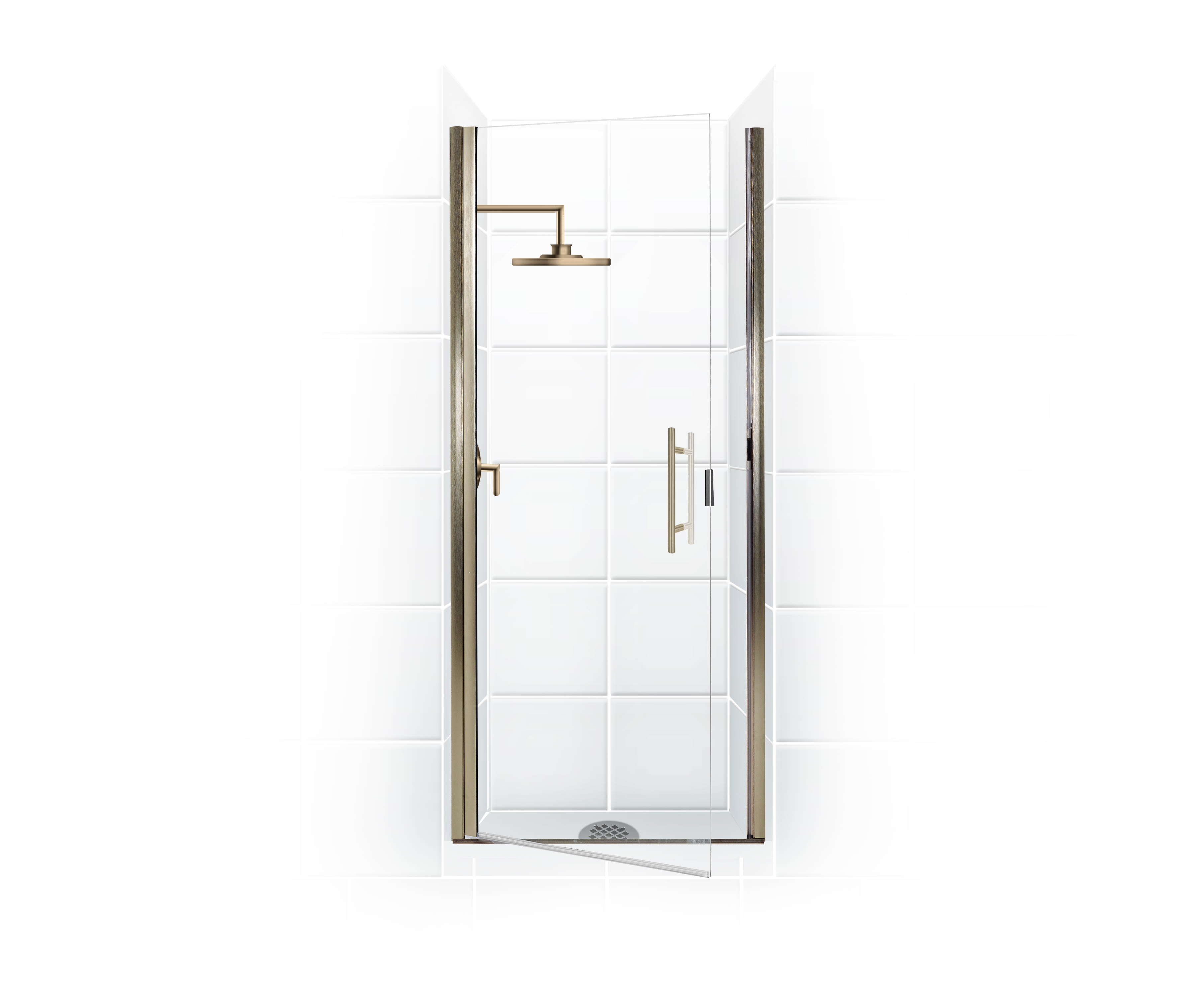 Coastal Shower Doors Plqfr33 70 C