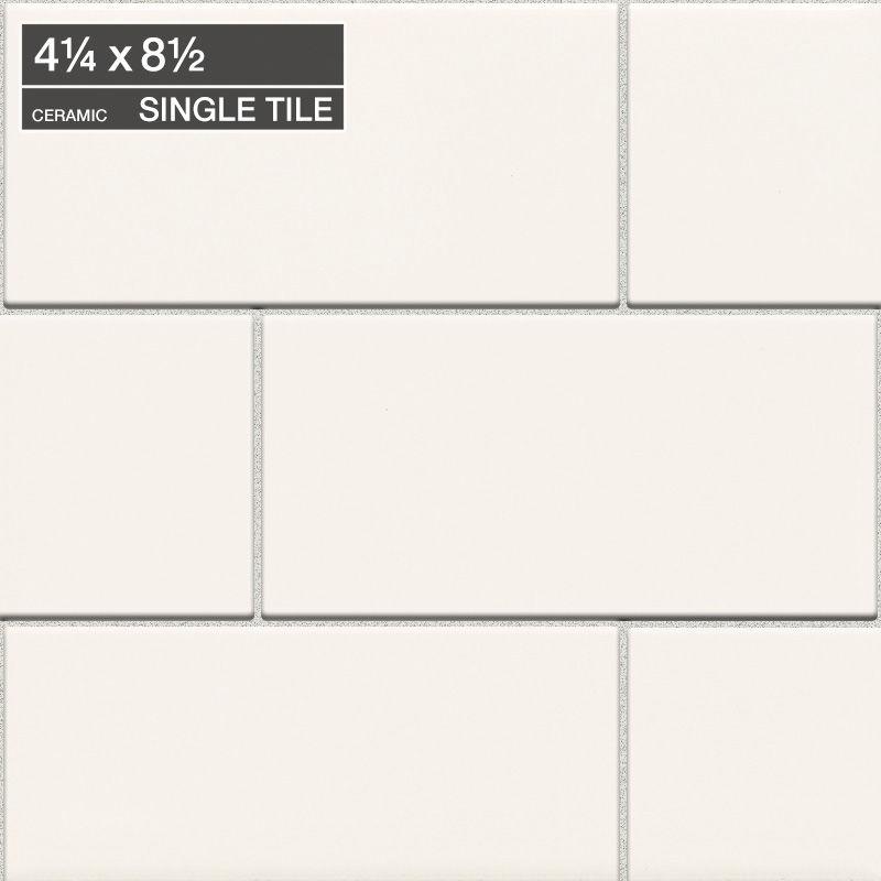 daltile 48mod1p1 shop daltile ceramic tile floormall com - Daltile Subway Tile