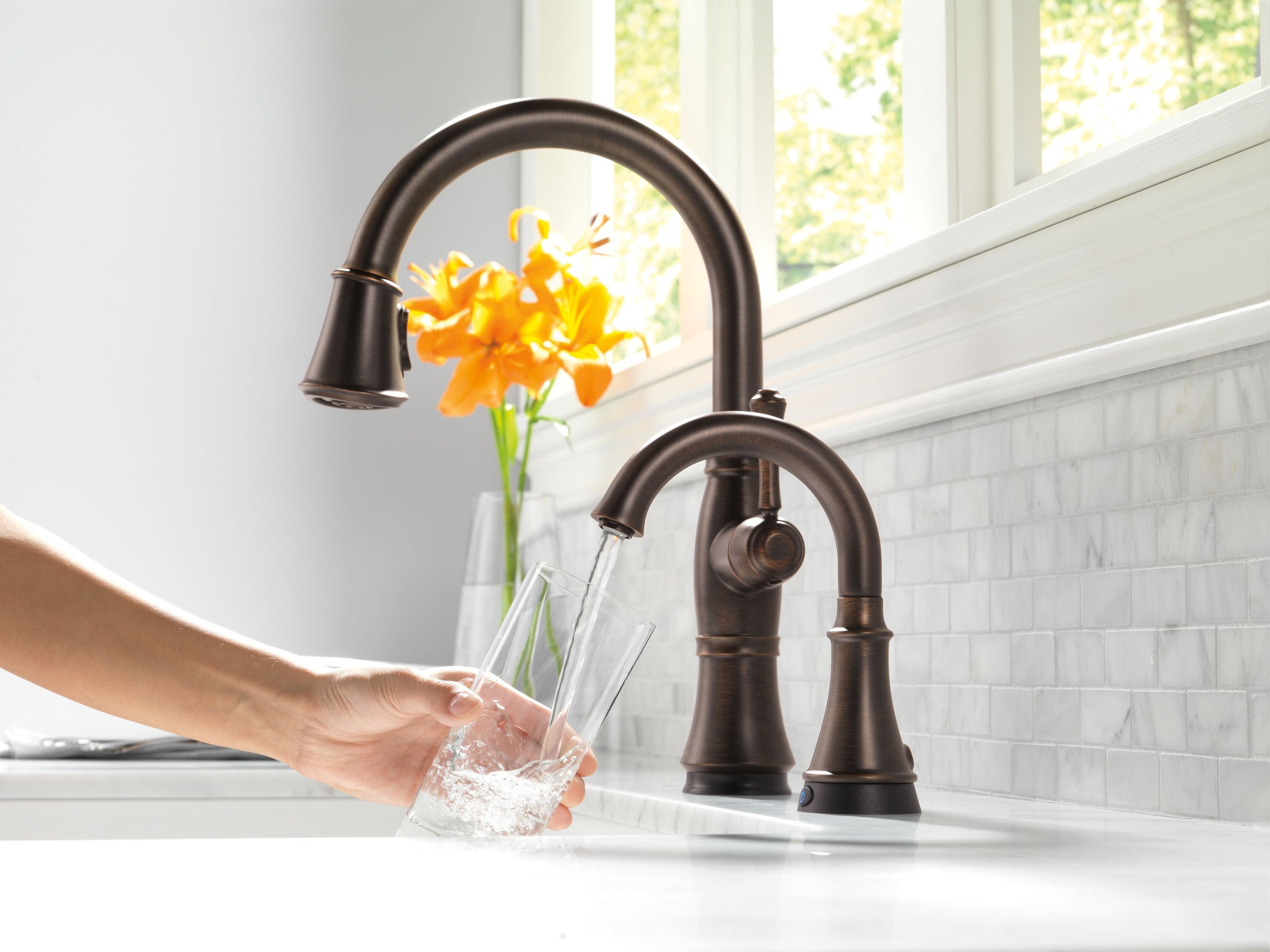 handle filtered water kitchen jenkins steel stainless commercial faucet drinking pin faucets beverage modern sink single