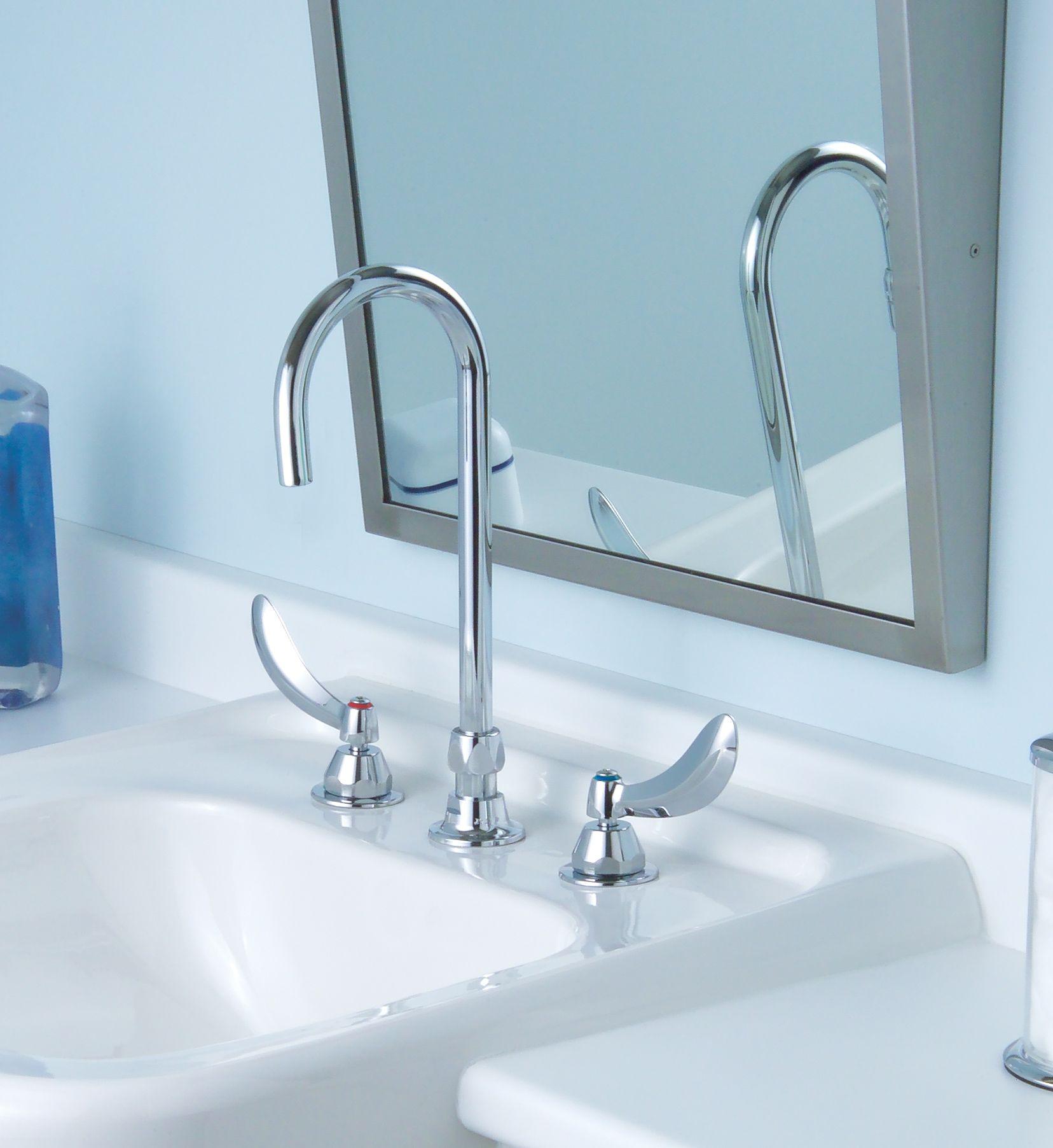 Famous Delta Brushed Nickel Bathroom Faucet Ornament - Bathtub Ideas ...