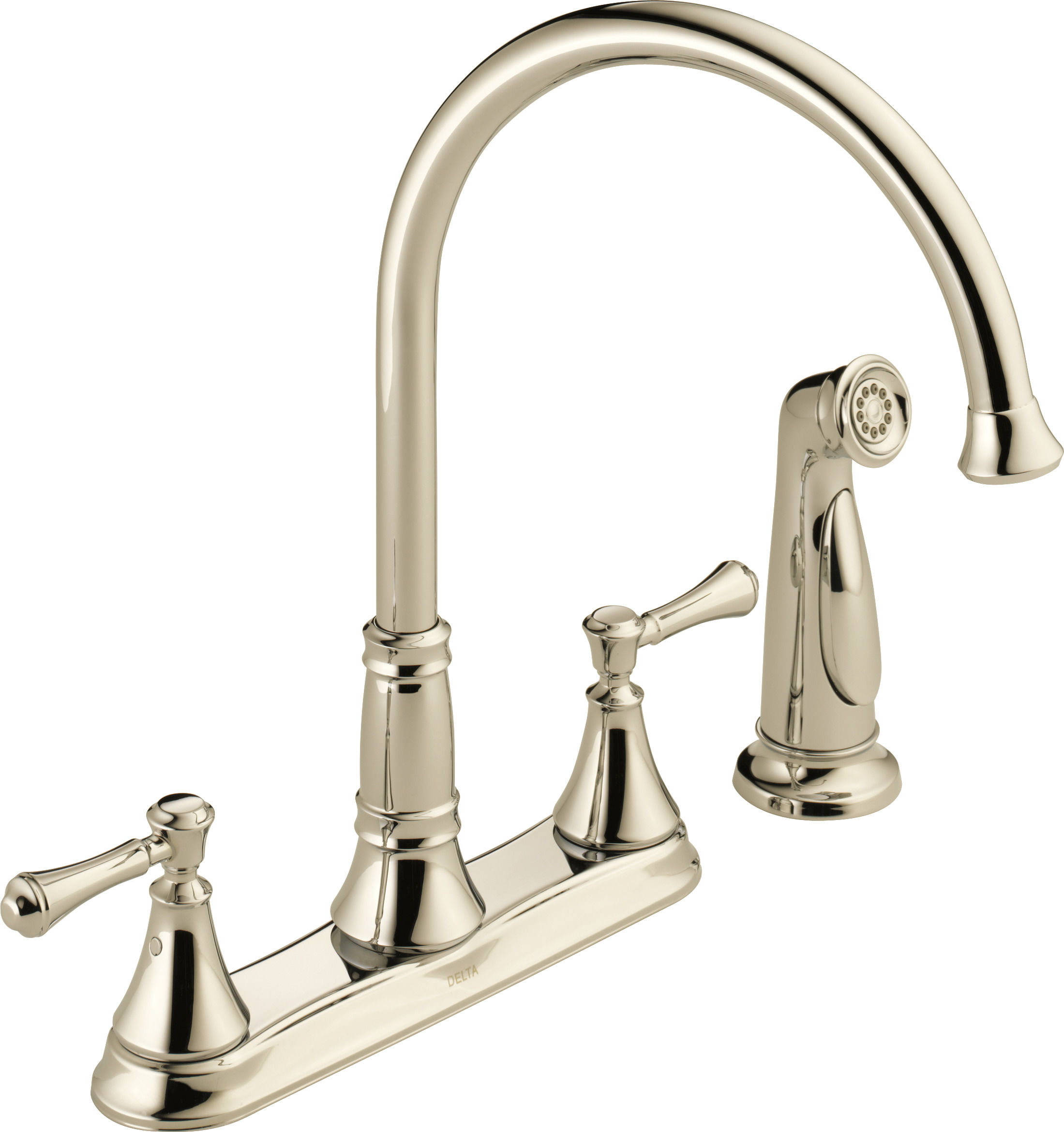 trinsic with down wayfair magnatite reviews single seal list improvement technology handle diamond pdx pull docking parts and kitchen touch faucets faucet home delta