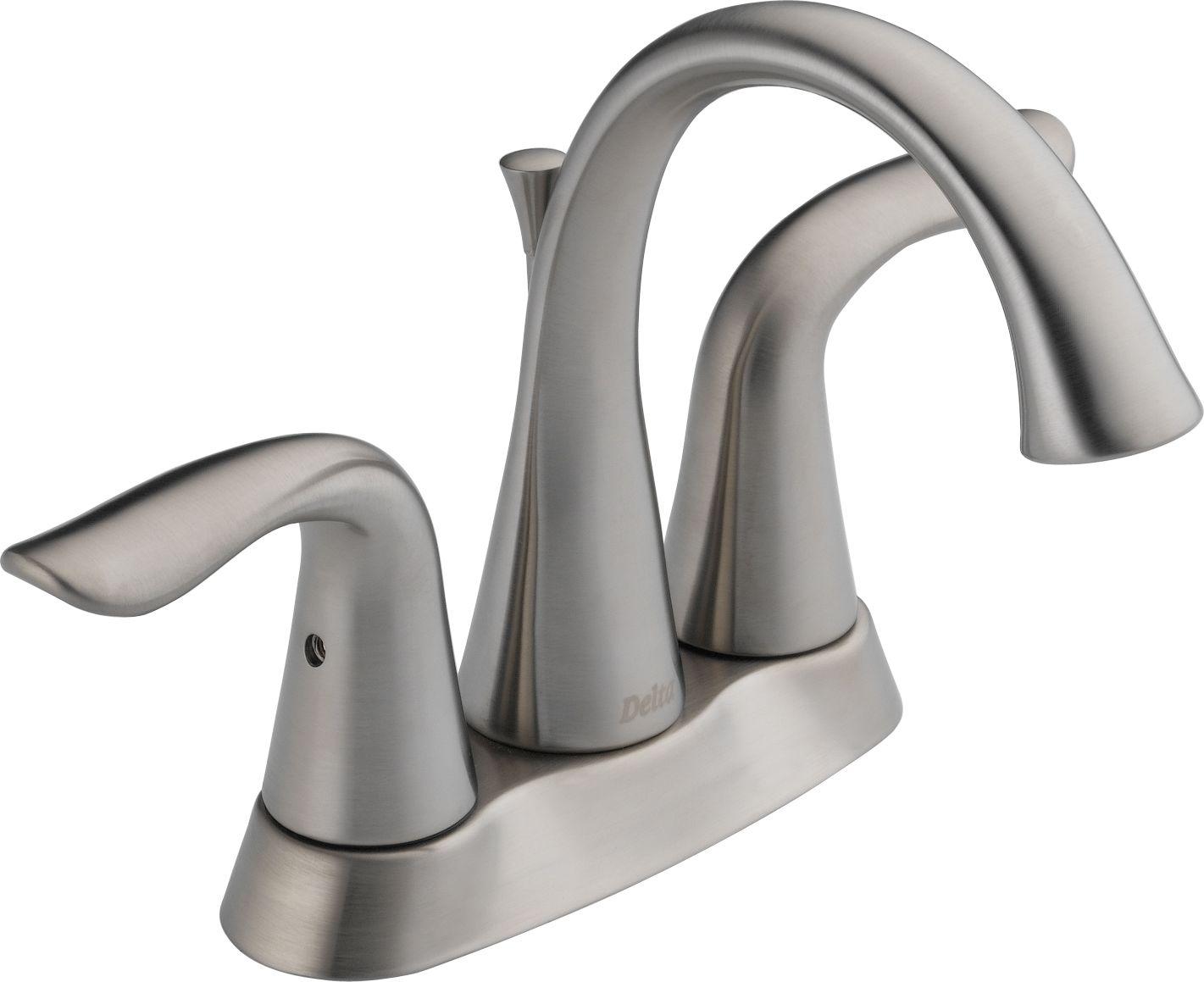 Delta Bathroom Faucets.Delta 2538 Tp Dst Build Com
