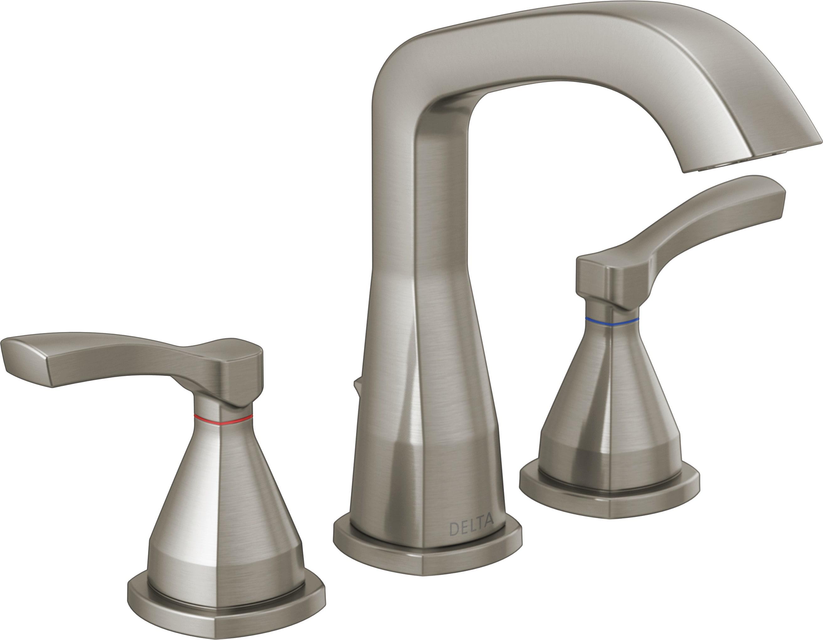 Delta Faucet 357766-CZMPU-DST Faucet Widespread Champagne Bronze