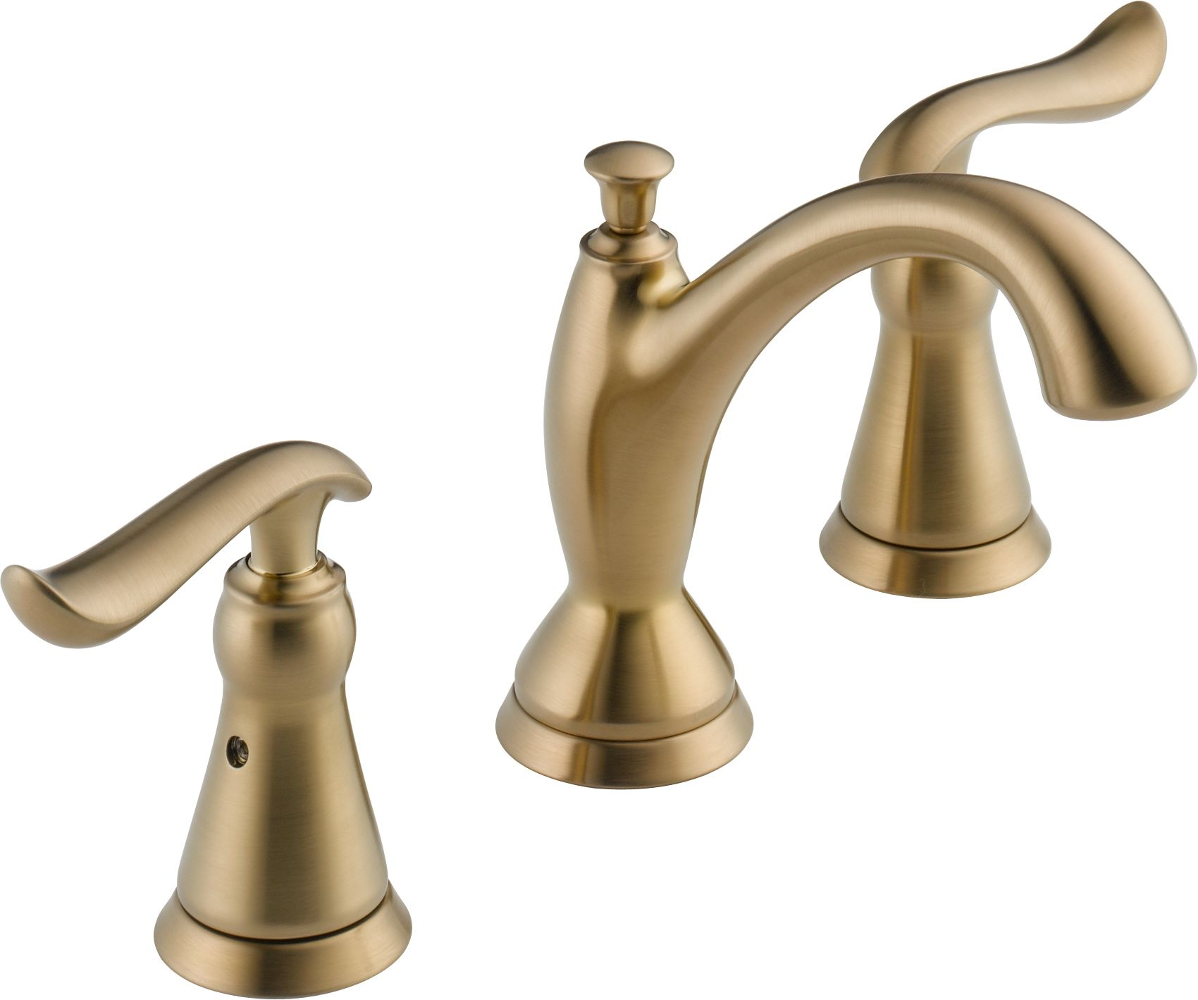 Delta 3594-RBMPU-DST Venetian Bronze Linden Widespread Bathroom Faucet with Pop-Up Drain Assembly - Includes Lifetime Warranty - Faucet.com
