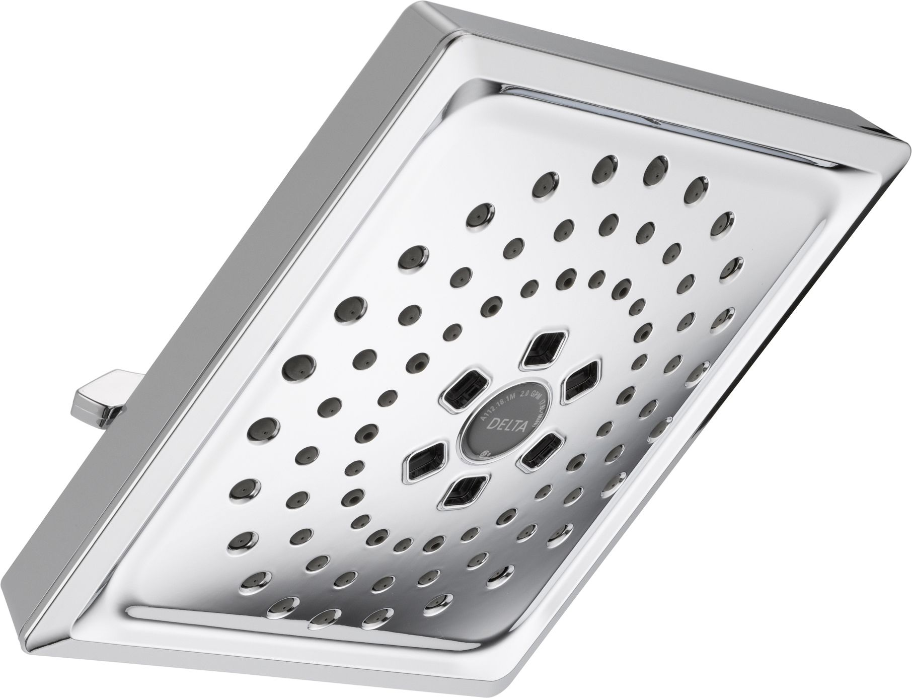 Delta 52684-SS Brilliance Stainless 1.75 GPM Universal 7-5/8\