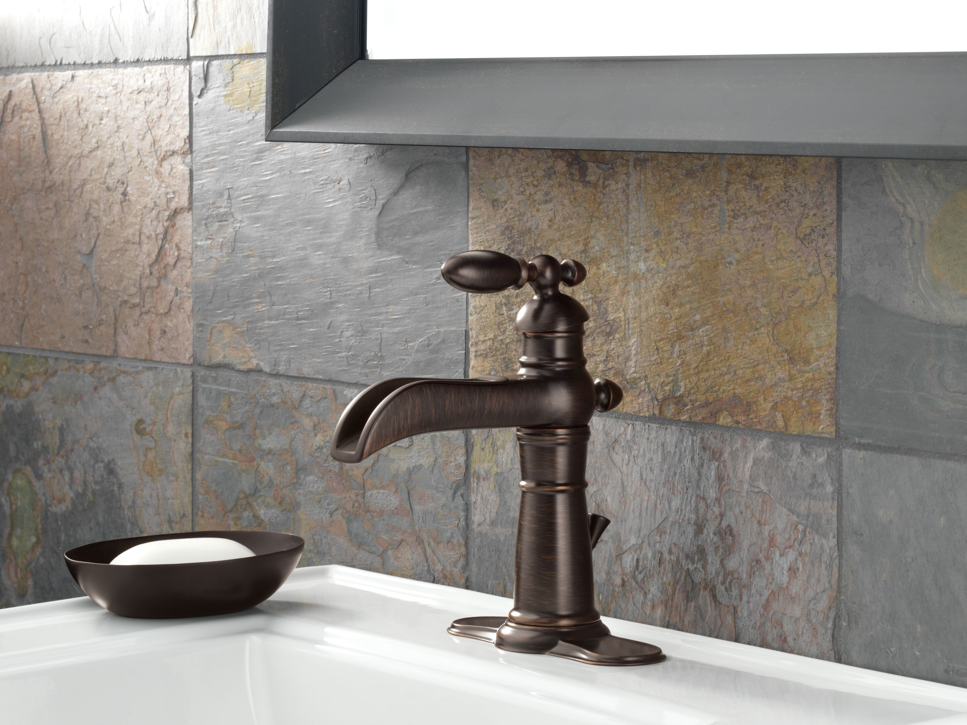 bronze fountain repair shower waterfall sink instructions faucet kohler faucets bathroom the moen vessel for