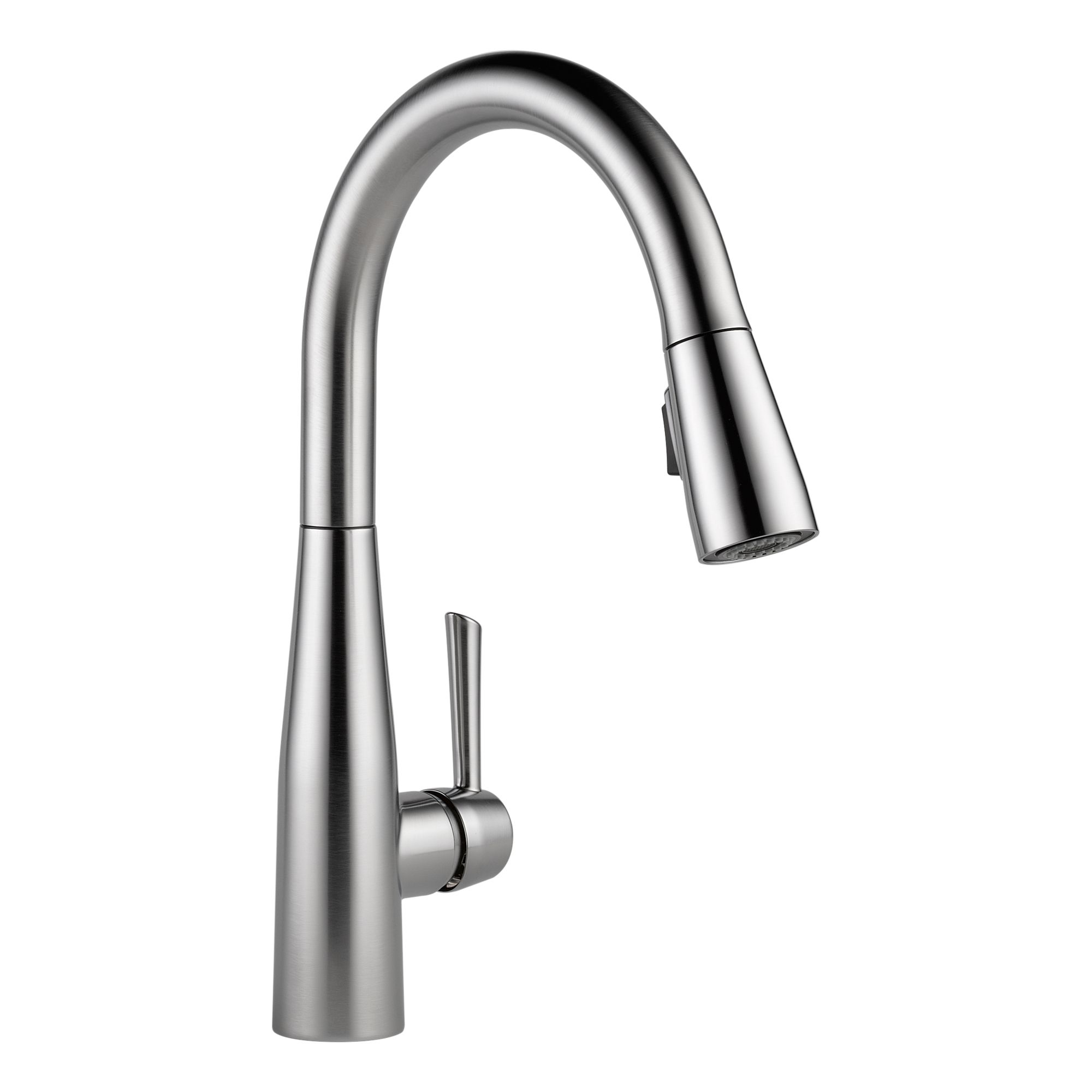 Essa Pull Down Kitchen Faucet With Magnetic Docking Spray Head   Includes  Lifetime Warranty
