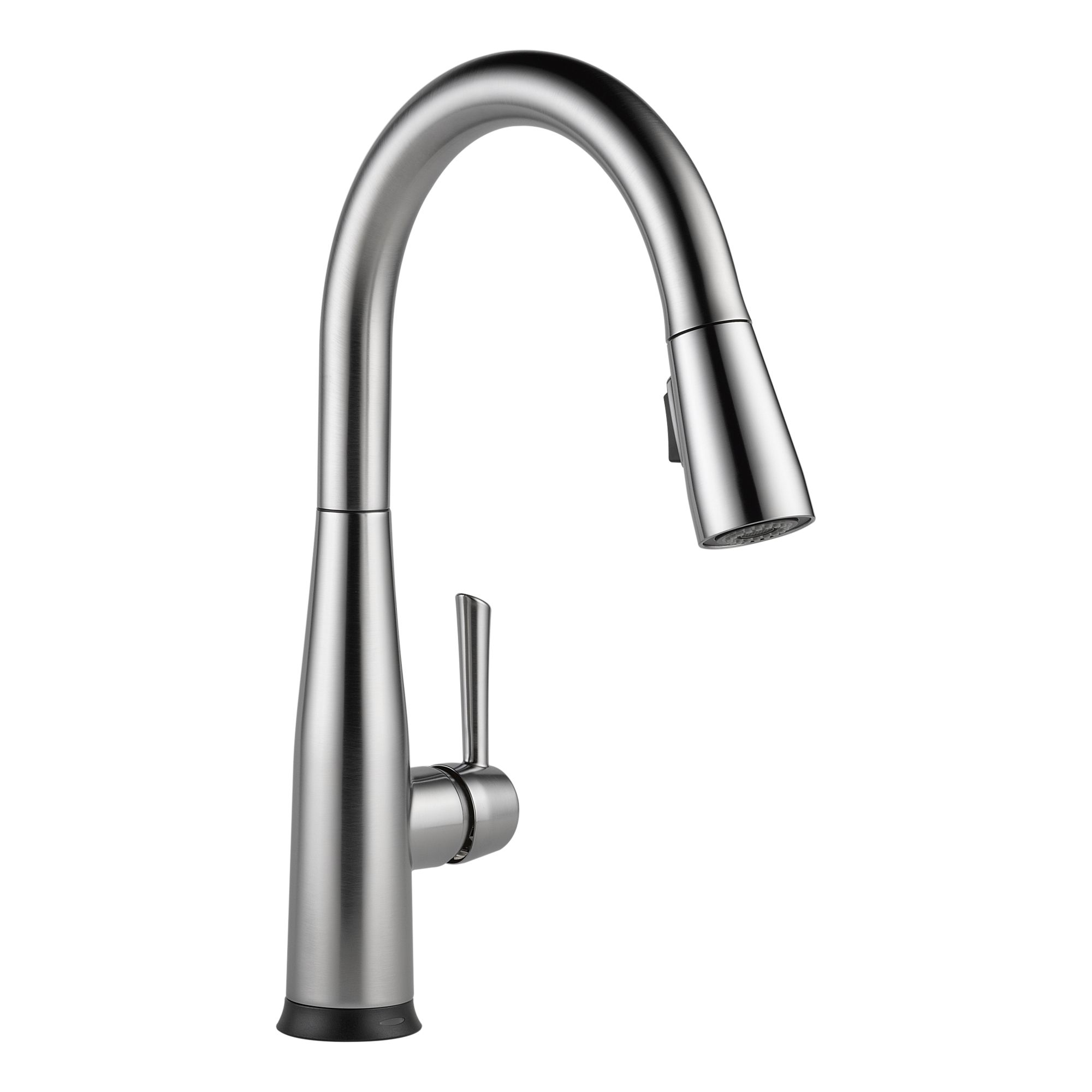 delta faucet leland highest rated review arc bathroom moen sprayer spring high side bridge kitchen faucets with miseno cassidy