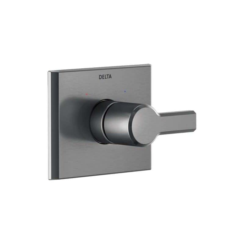 Chrome Delta Faucet T14099 Pivotal Monitor 14 Series Valve Trim Only