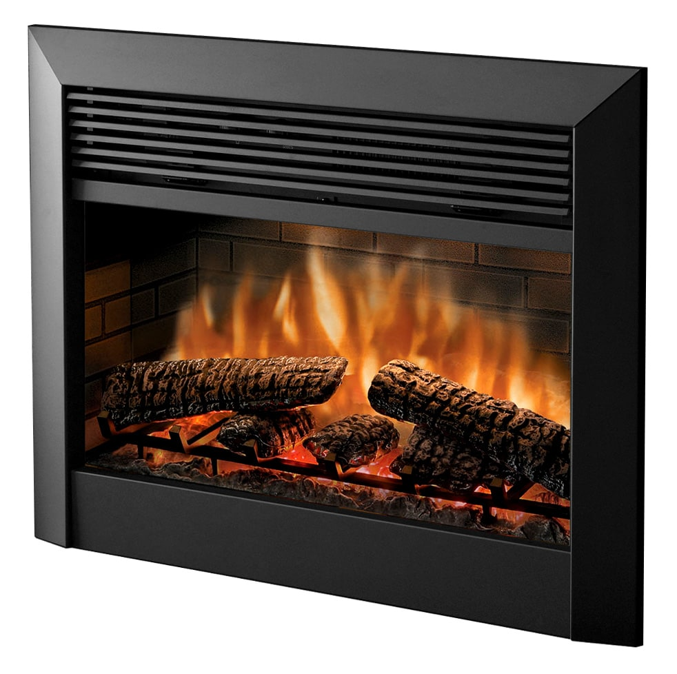 Dimplex warren convertible electric fireplace cfp3902bw for Small fake fireplace