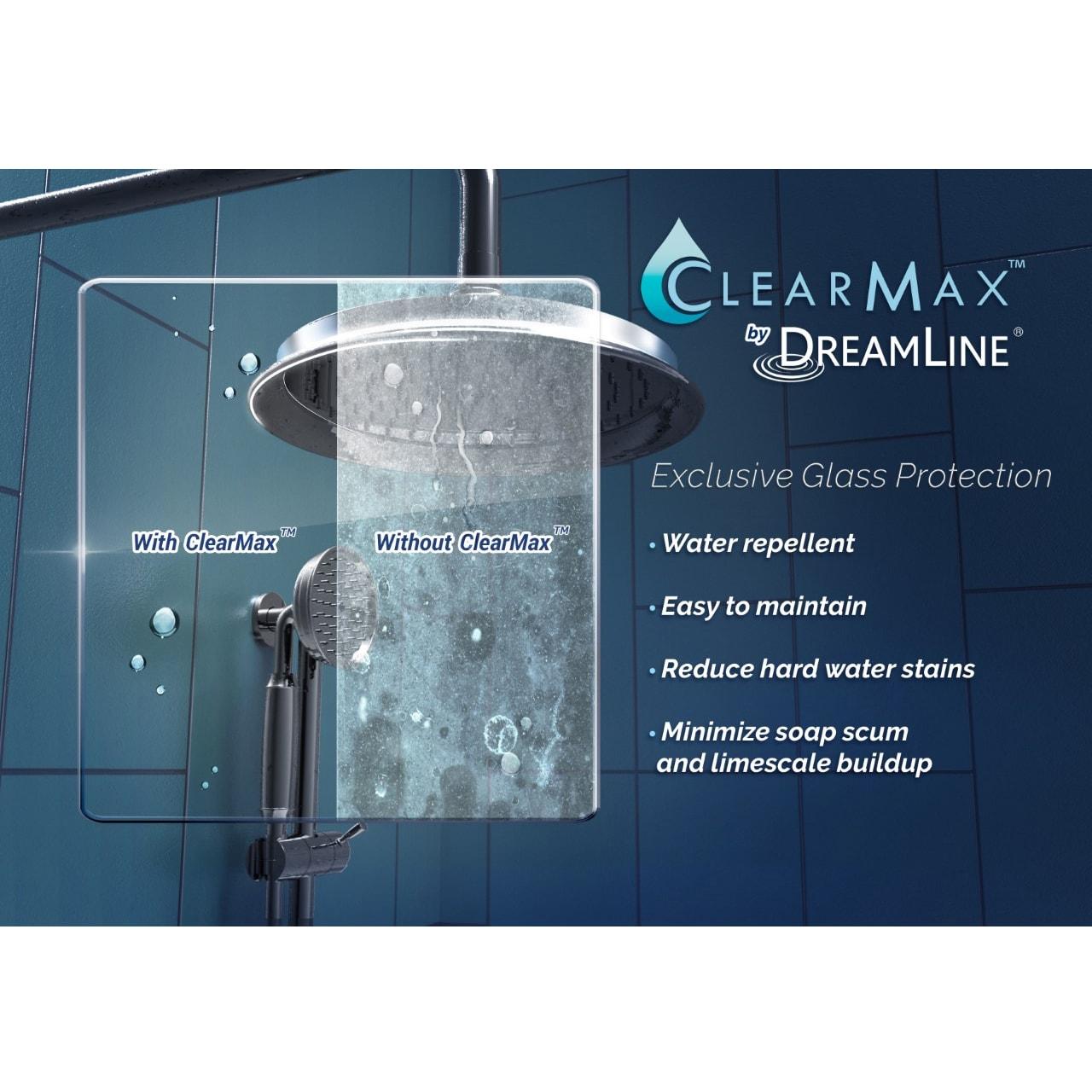 DreamLine SHDR-6360760-01 Chrome Essence 76\