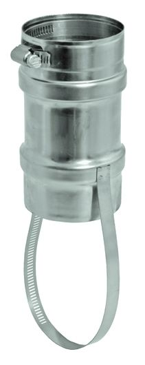 DuraVent FSA-WEIL-GV3 Stainless Steel 3 Inch FasNSeal Weil McLain GV ...
