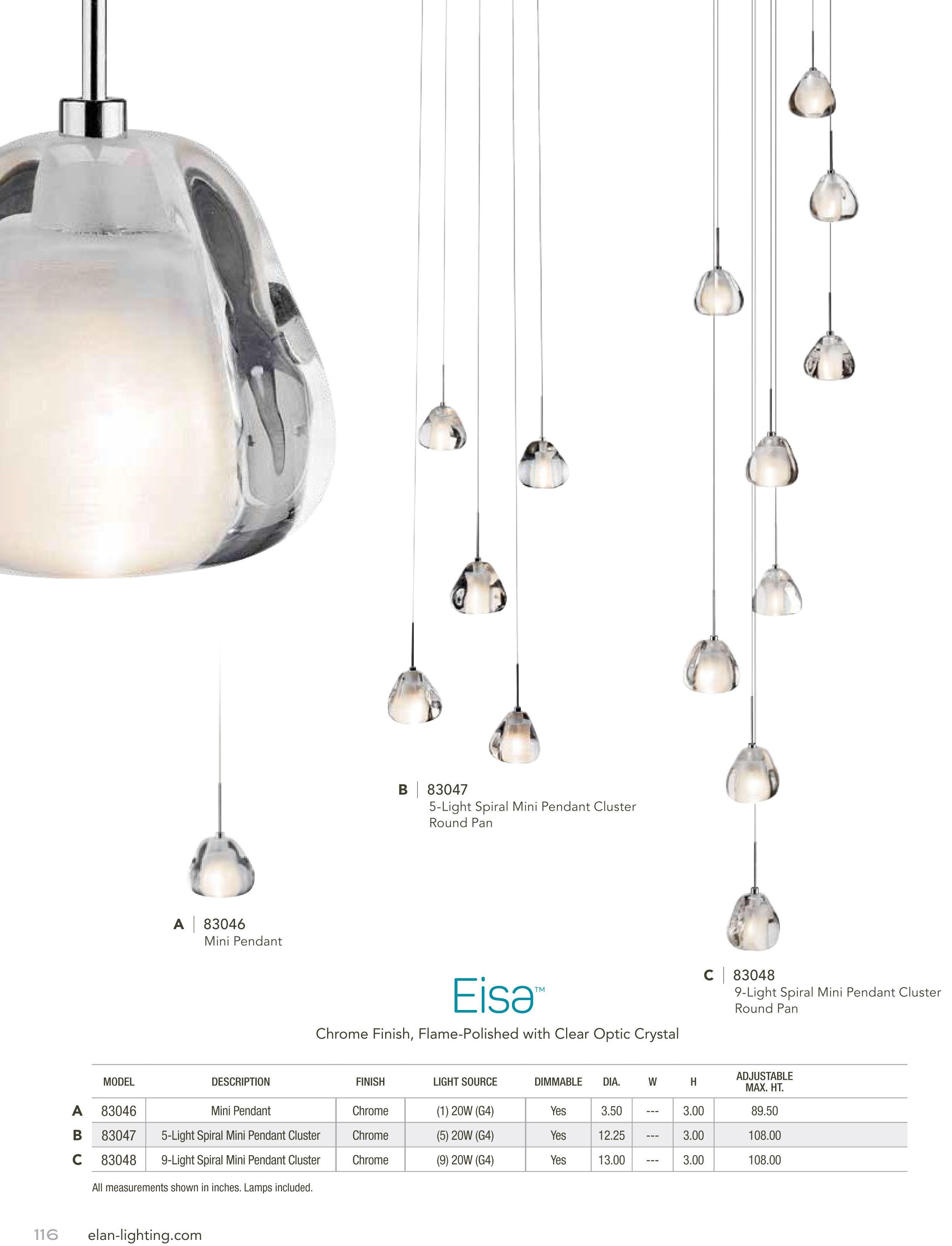 model elan products lighting maze