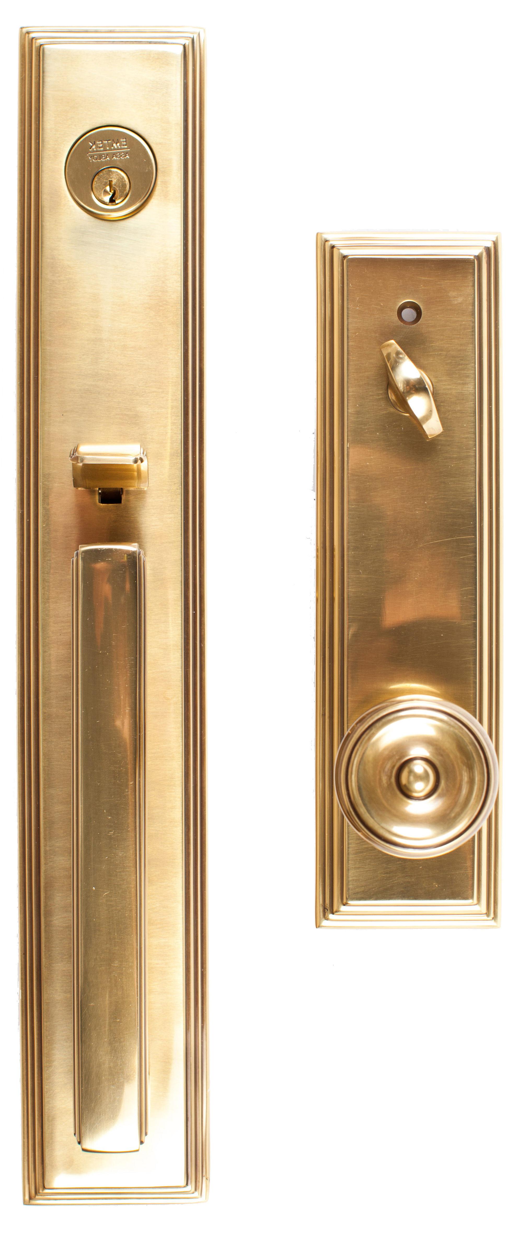 Emtek 4212us7 french antique melrose single cylinder keyed entry emtek 4212us7 french antique melrose single cylinder keyed entry handleset from the brass modern collection handlesets rubansaba