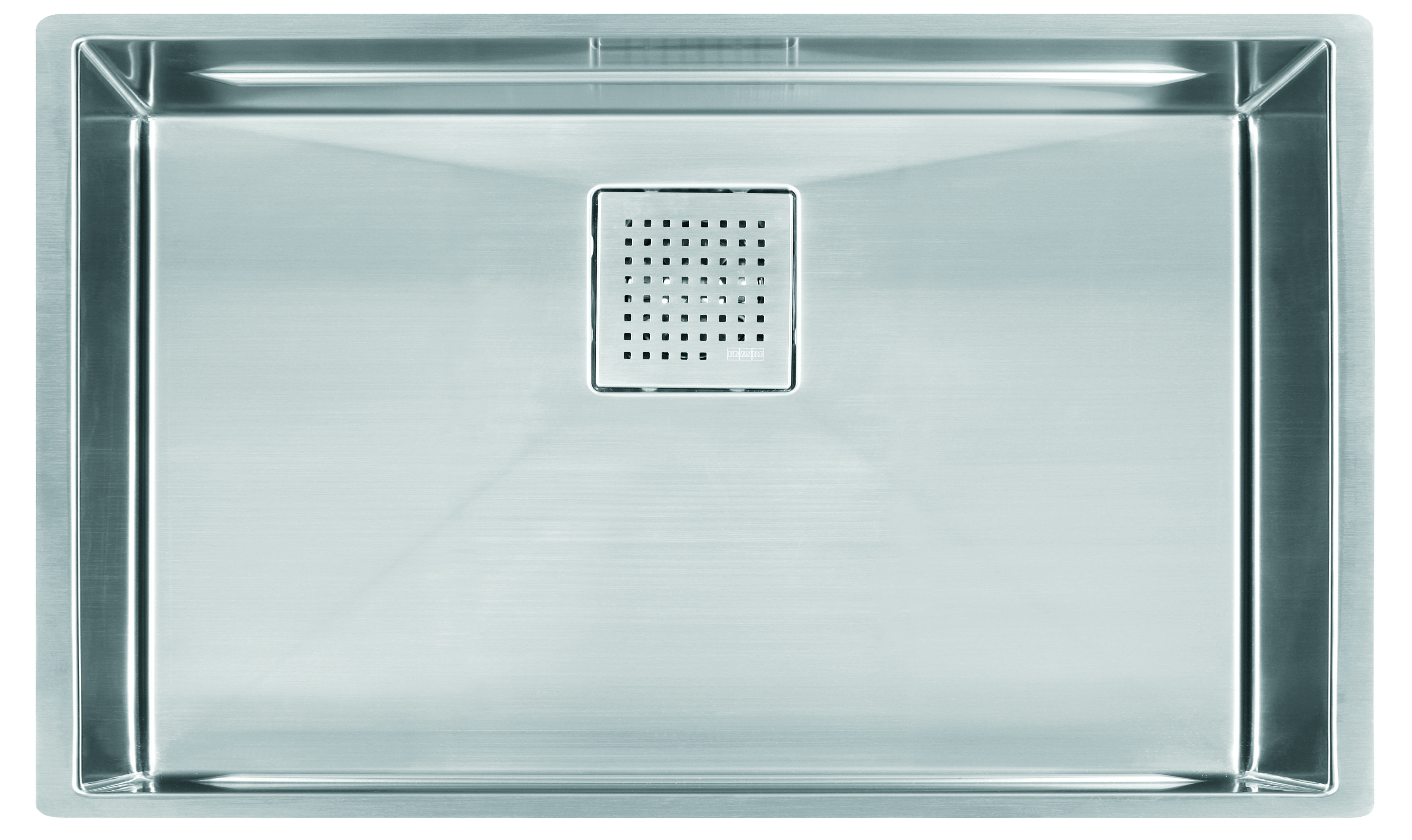 Franke PKX11028 Stainless Steel PEAK Sink Collection 28-3/4\