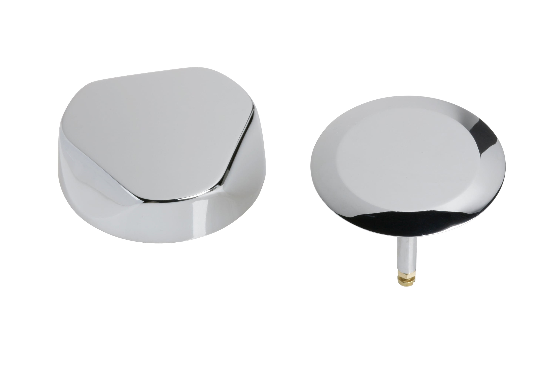 Geberit 151.551.1 Traditional TurnControl Bath Waste And Overflow Trim Kit
