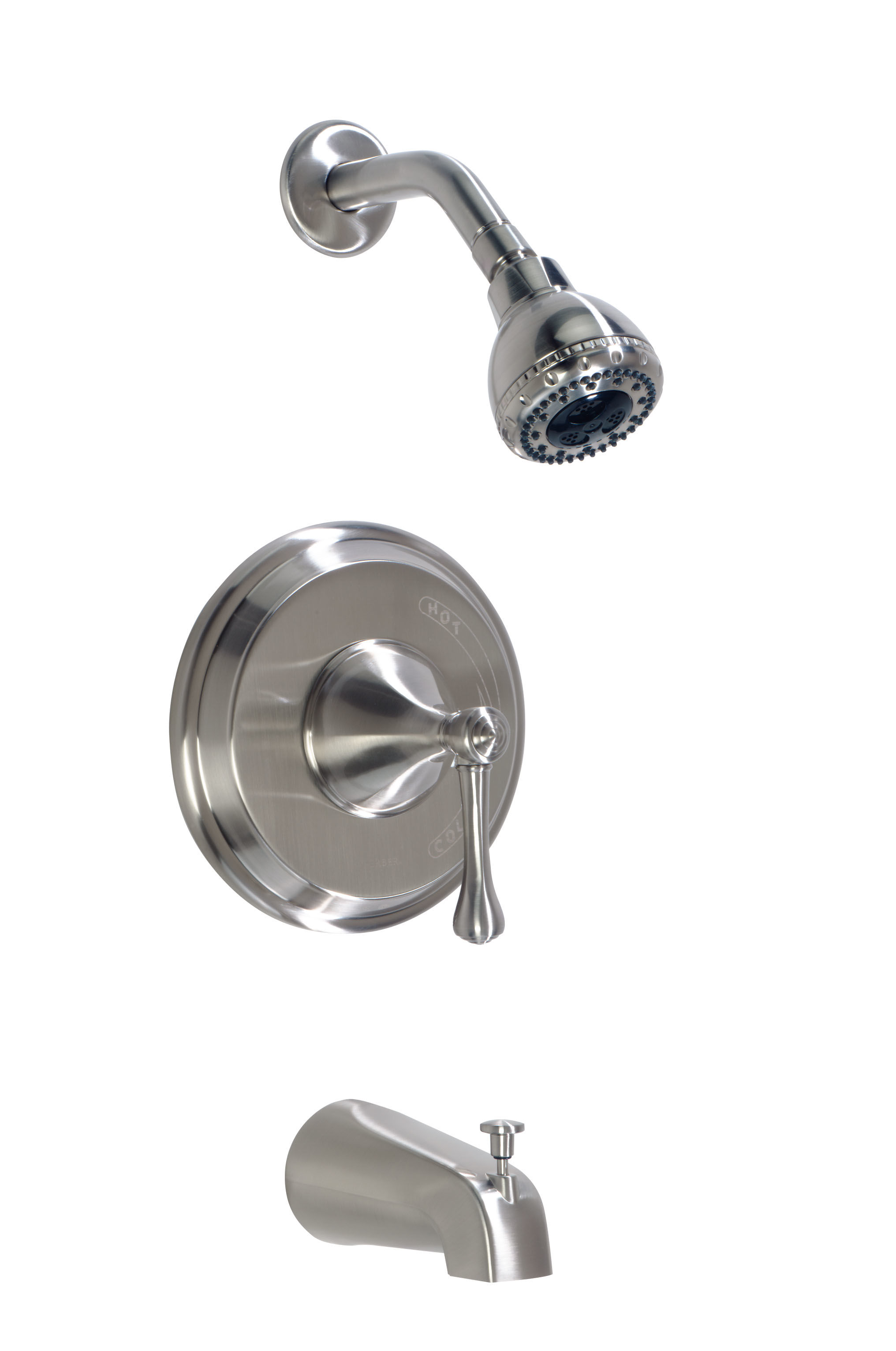 Gerber G9-043-RB Oil Rubbed Bronze Abigail Tub and Shower Trim ...