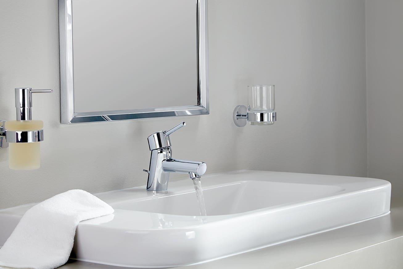 Grohe Concetto Bathroom Faucet - Bathroom Decorating Ideas
