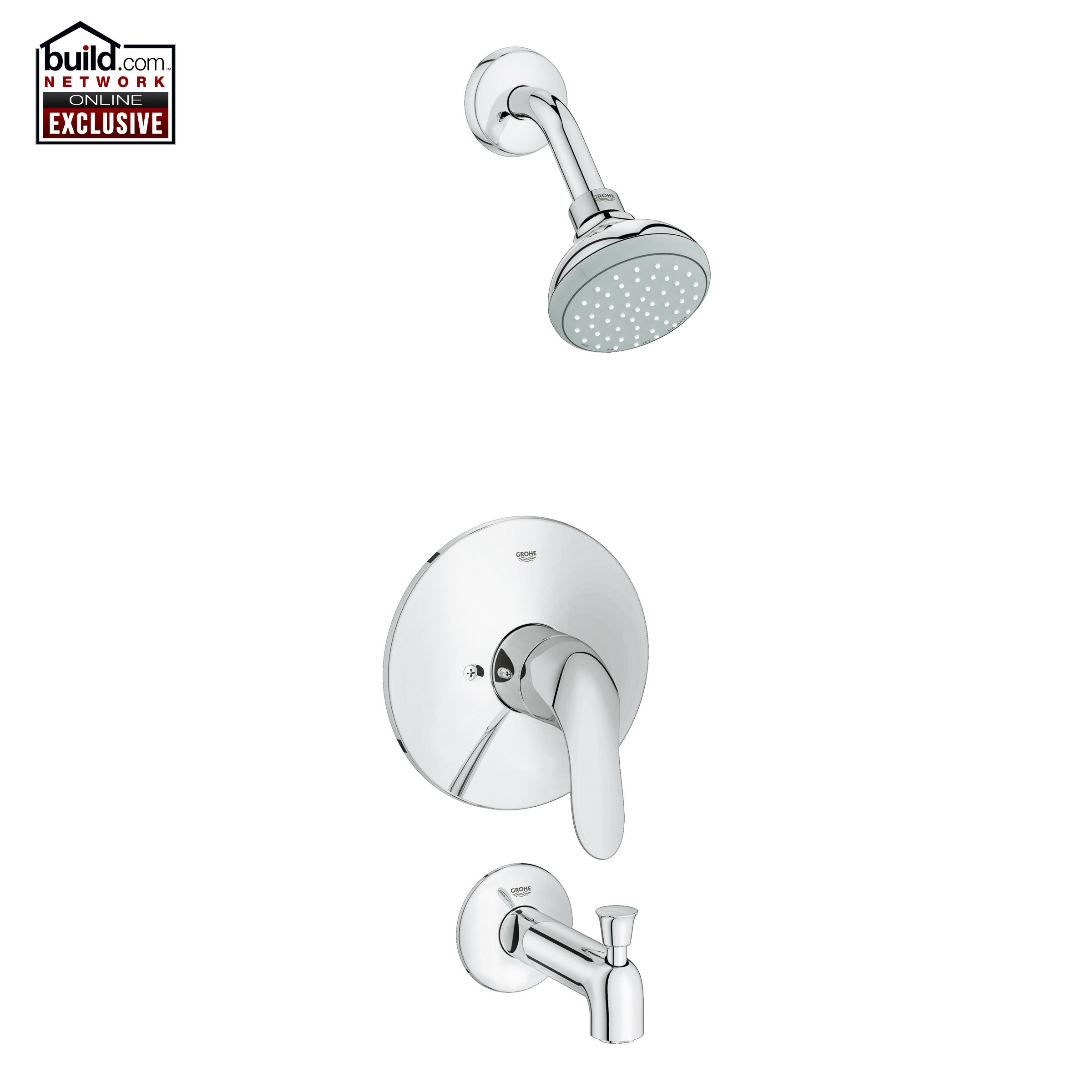 s faucet inflow inflowcomponent watersense p nickel gloucester global brushed grohe shower bathtub res technicalissues content