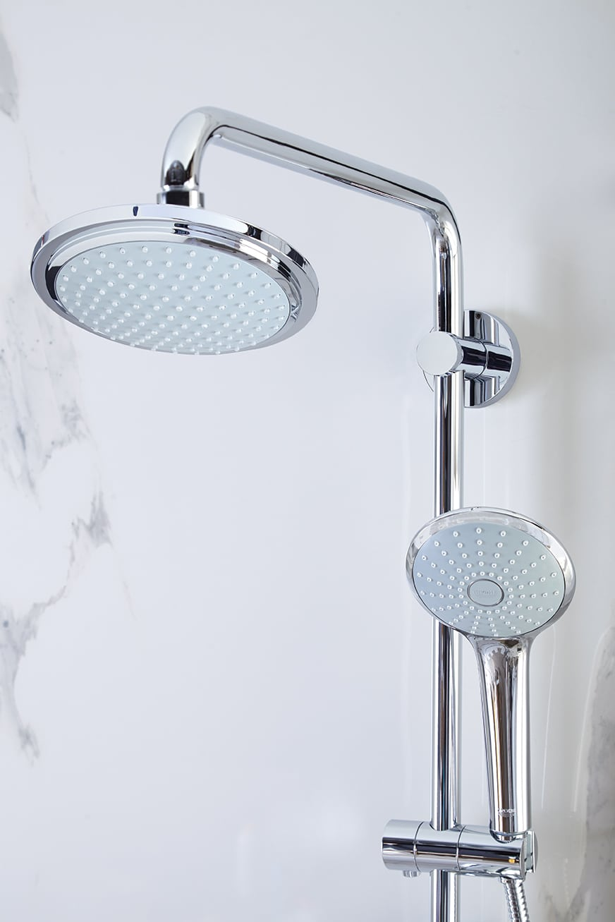Grohe GR-RET-09 Shower System - Build.com
