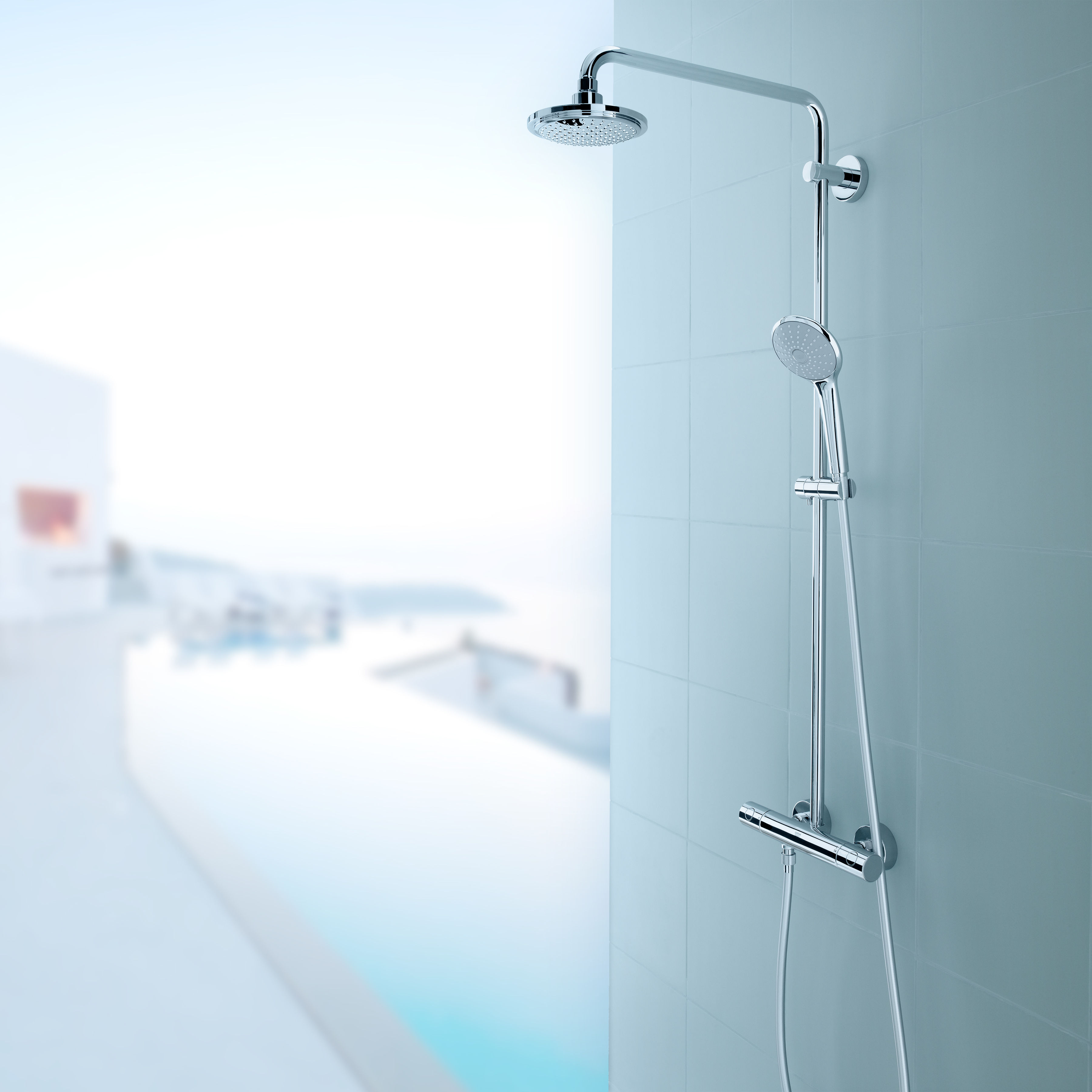 systems rainshower en product system mixers by shower grohe with taps b thermostat