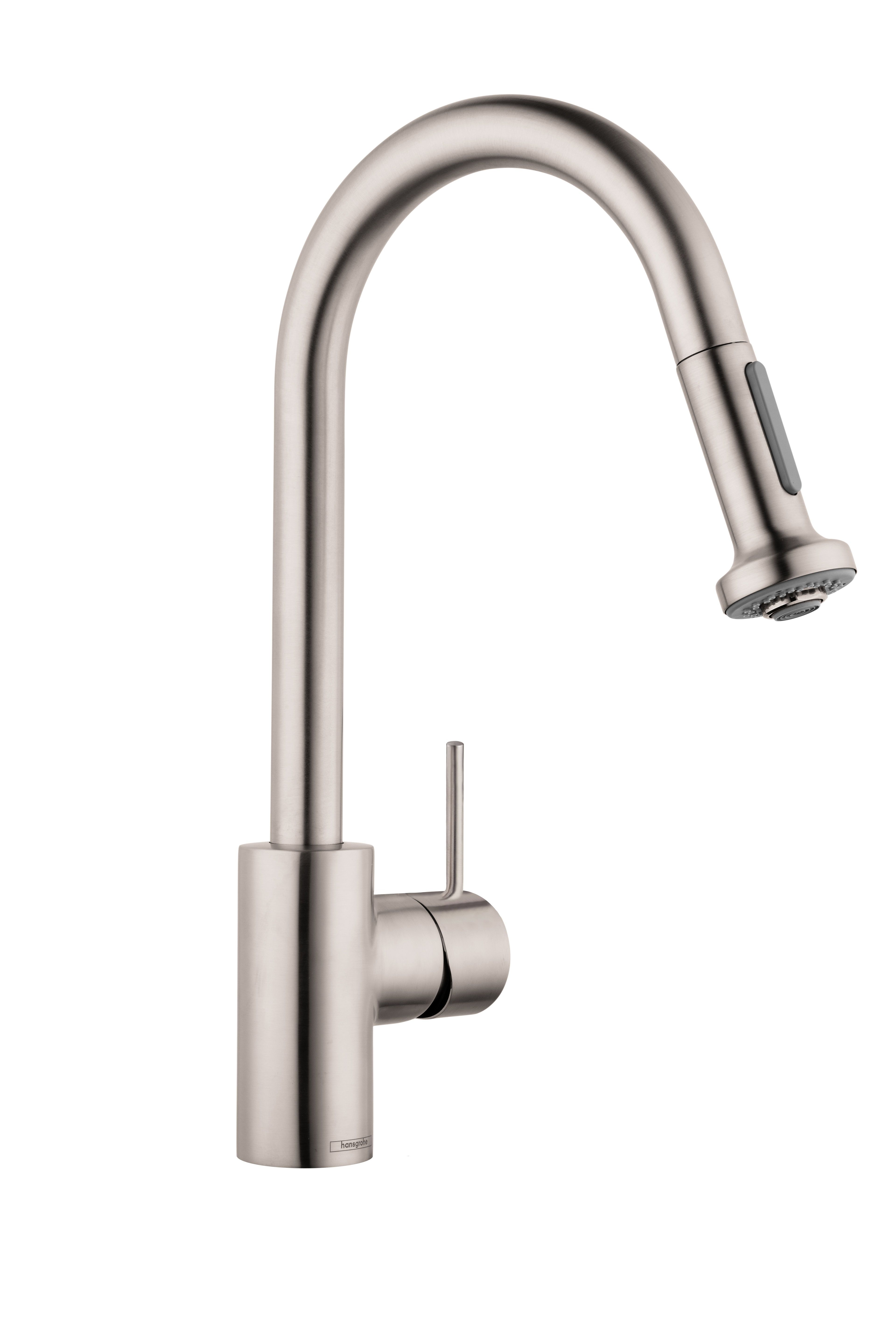 Pullout Spray Kitchen Faucets