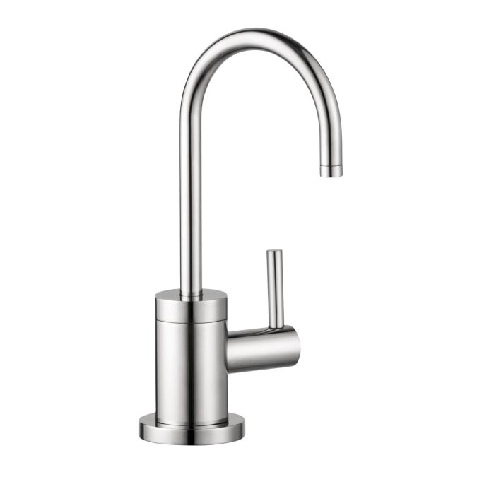 Hansgrohe 04301000 Chrome Talis S Cold Only Beverage Faucet   Less Water  Filtration System   Includes Lifetime Warranty   FaucetDirect.com