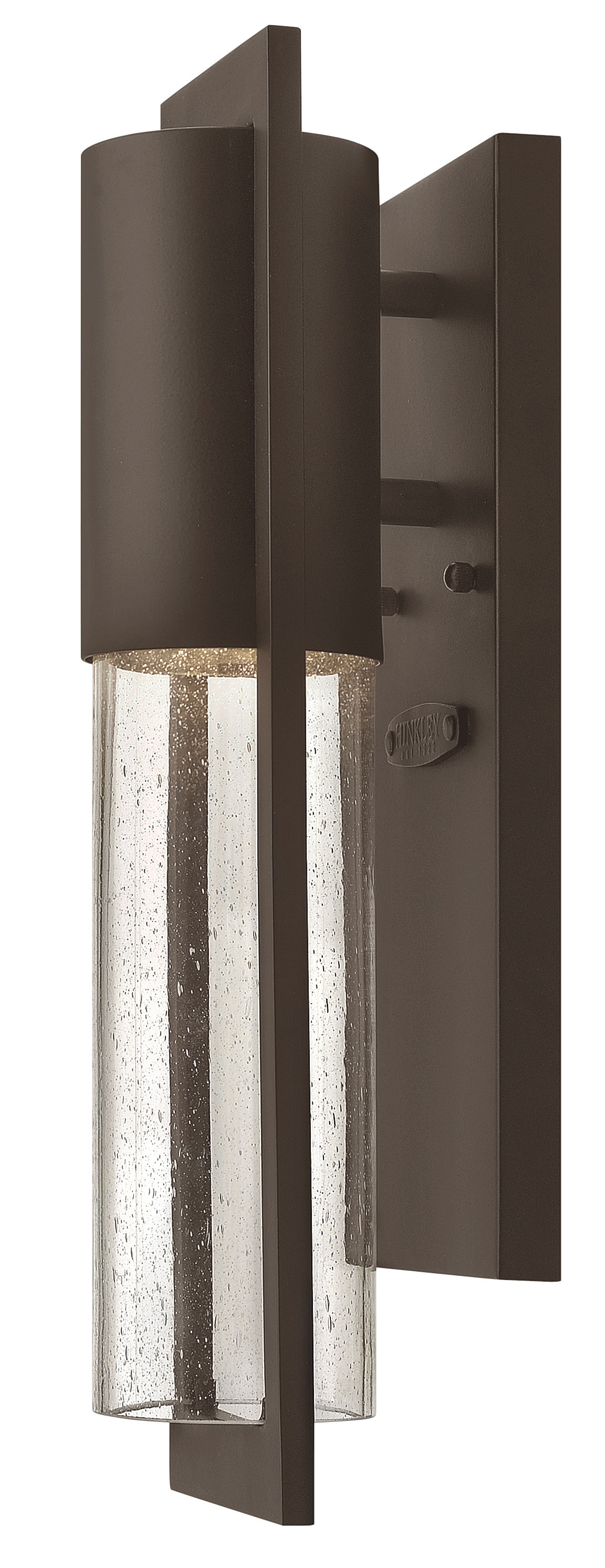 Hinkley lighting 1326bk black 155 height 1 light dark sky hinkley lighting 1326bk black 155 height 1 light dark sky outdoor wall sconce from the shelter collection mozeypictures Images