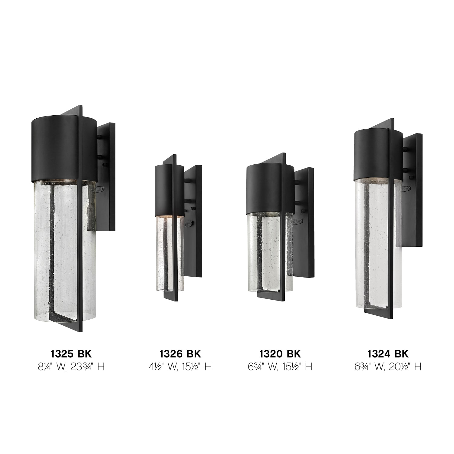 Hinkley Lighting 1326bk Black 1 Light 15 2 Tall Dark Sky Outdoor Installing Wall Mounted Sconce From The Shelter Collection