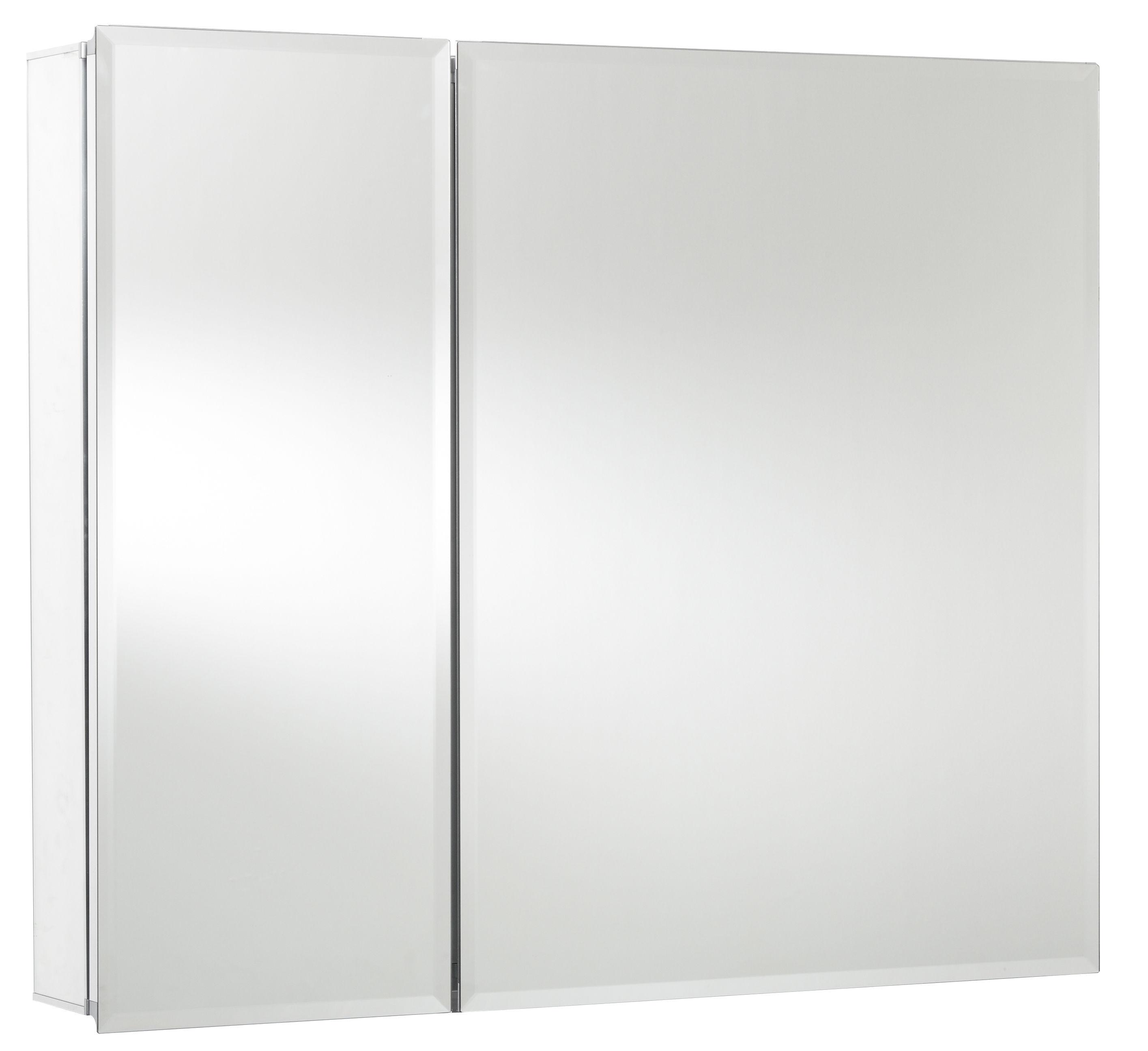Jacuzzi Pd44000 Silver Aluminum 26 H X 30 W X 5 14 D Double Door